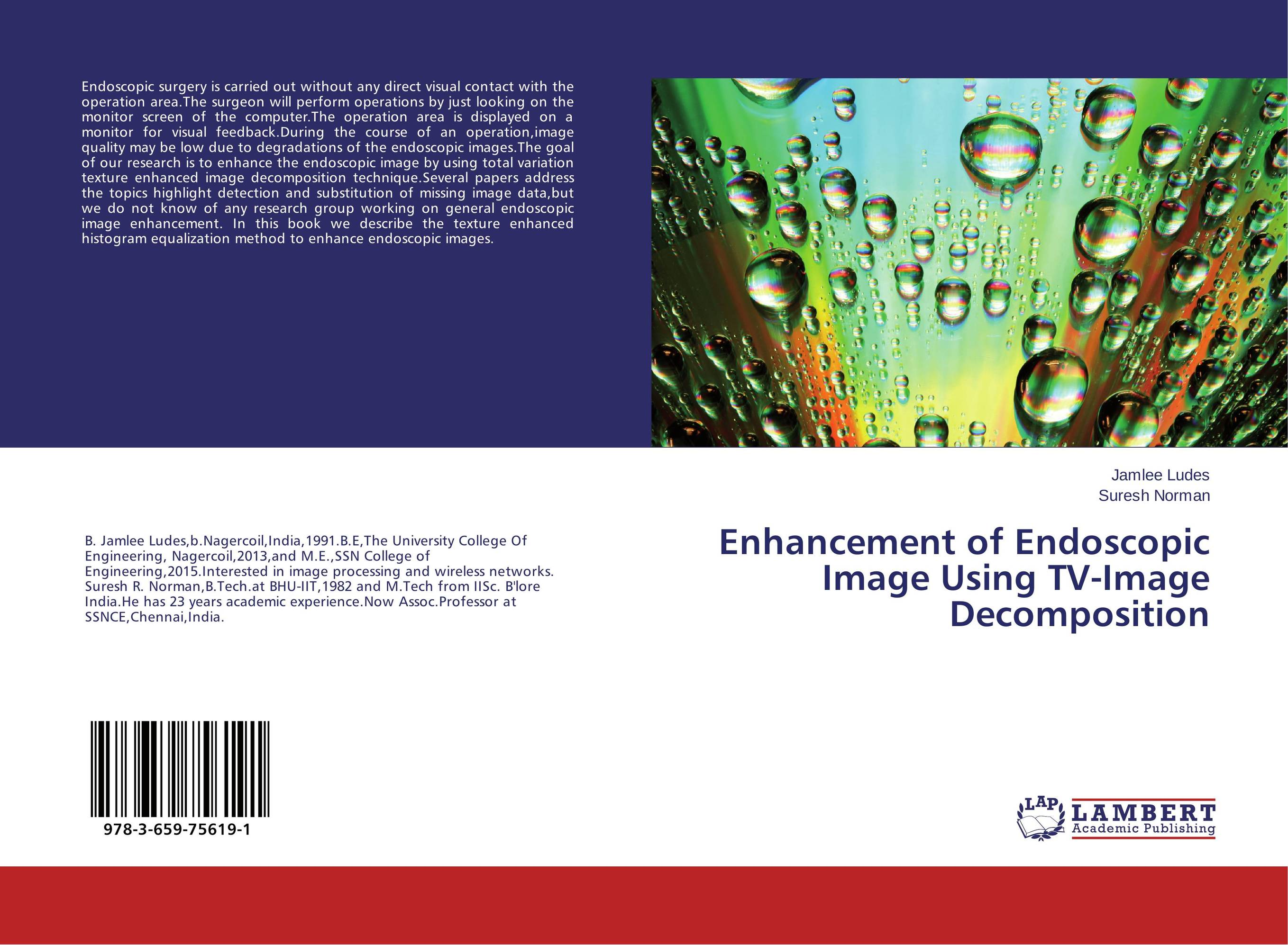 Enhancement of Endoscopic Image Using TV-Image Decomposition endoscopic ear surgery principles indications and techniques