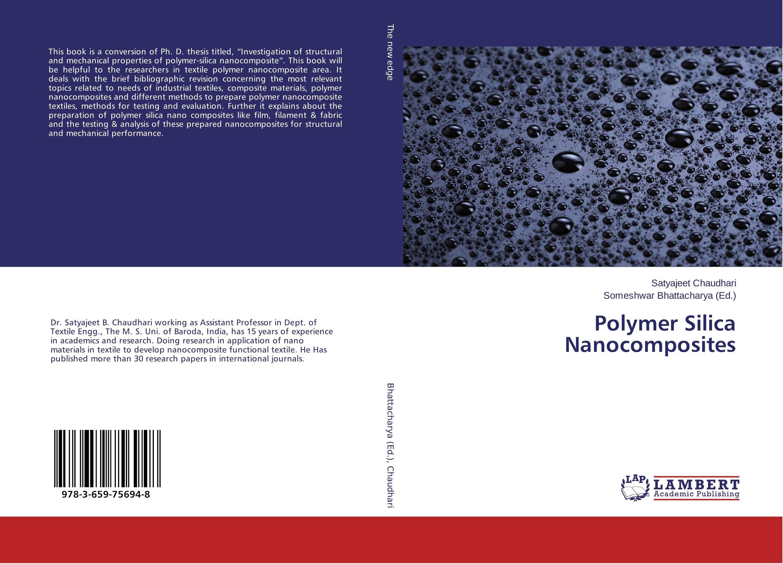Polymer Silica Nanocomposites pla nanocomposite an overview