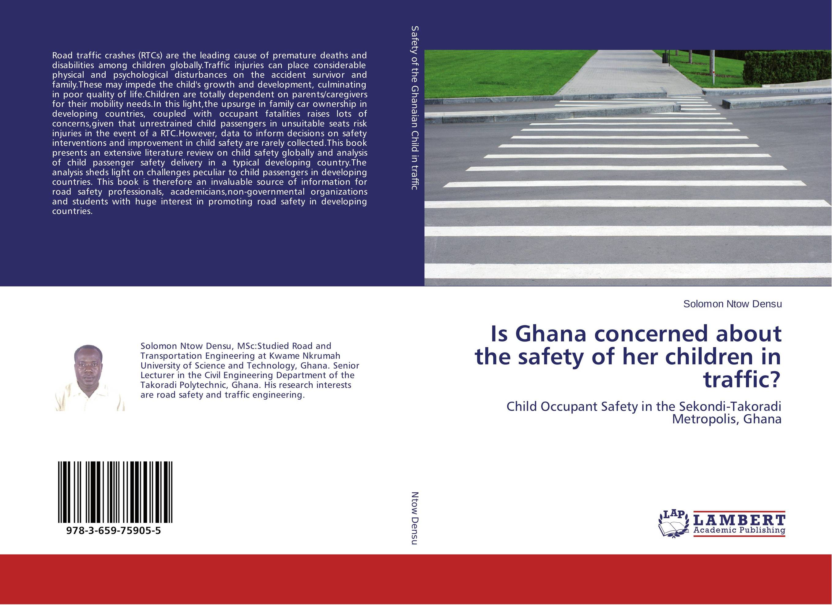 Is Ghana concerned about the safety of her children in traffic? epilepsy in children psychological concerns