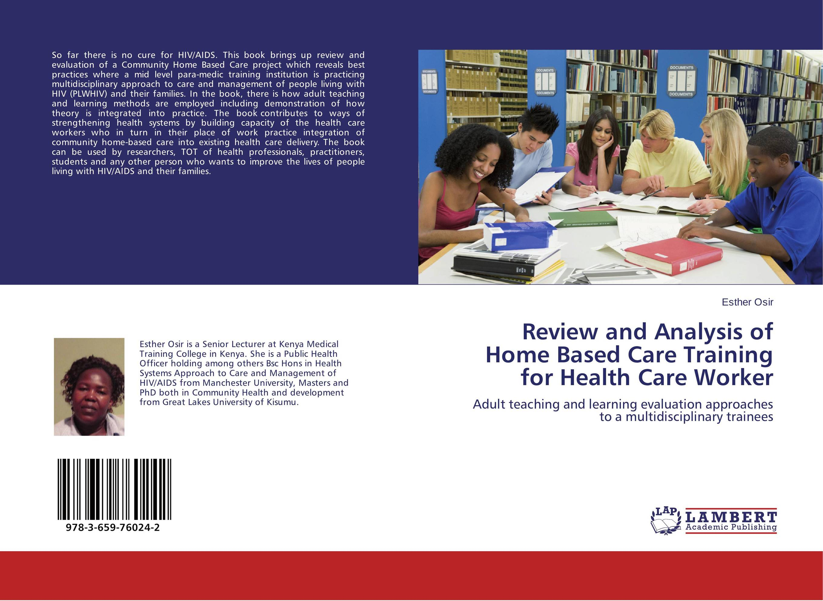 Review and Analysis of Home Based Care Training for Health Care Worker puppy care and training