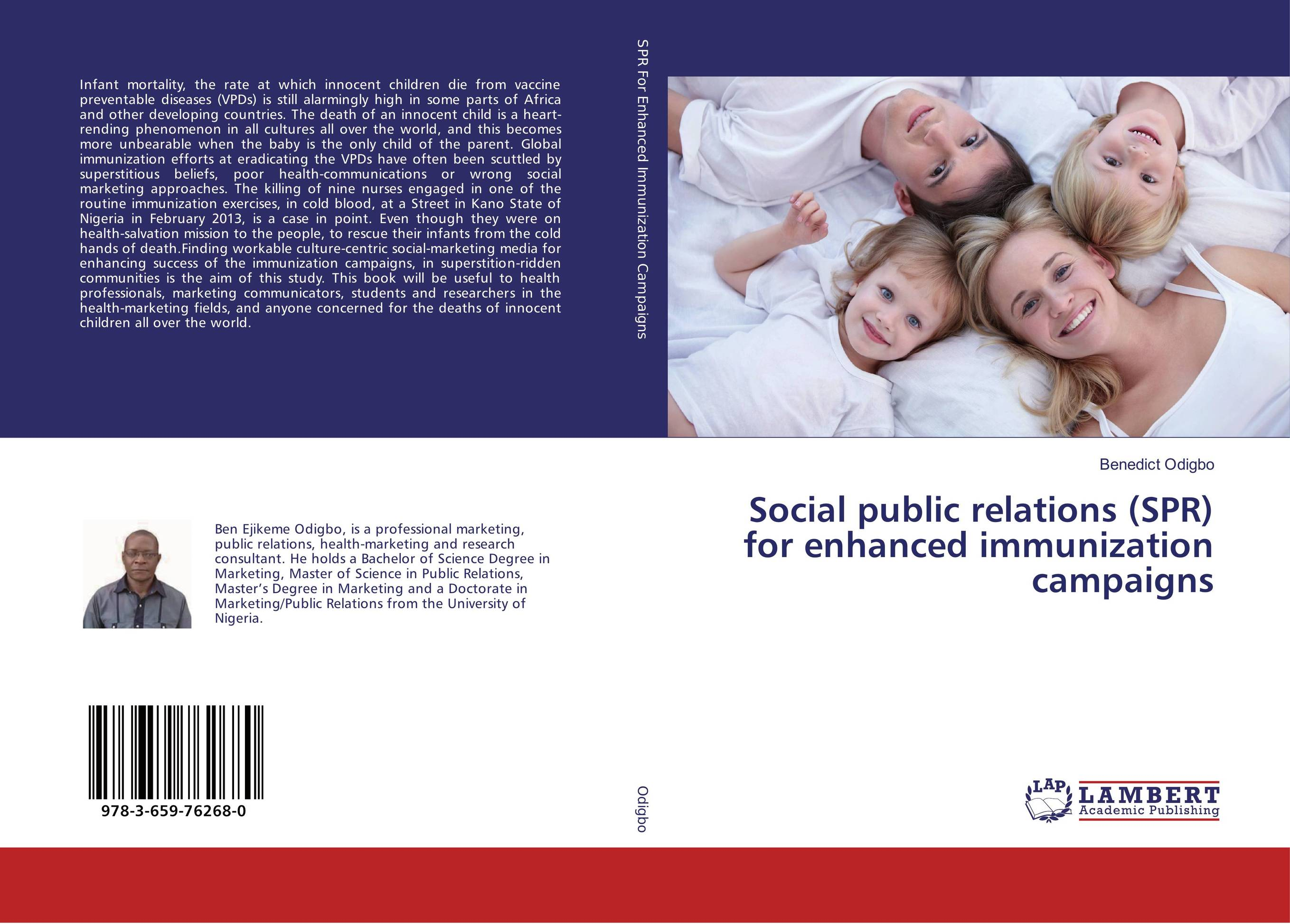 Social public relations (SPR) for enhanced immunization campaigns