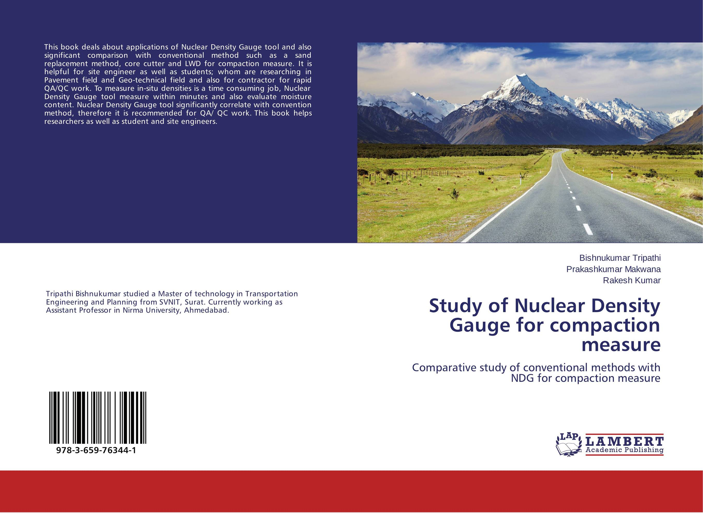 Study of Nuclear Density Gauge for compaction measure bx120 2ca steel strain gauge and steel strain gauge