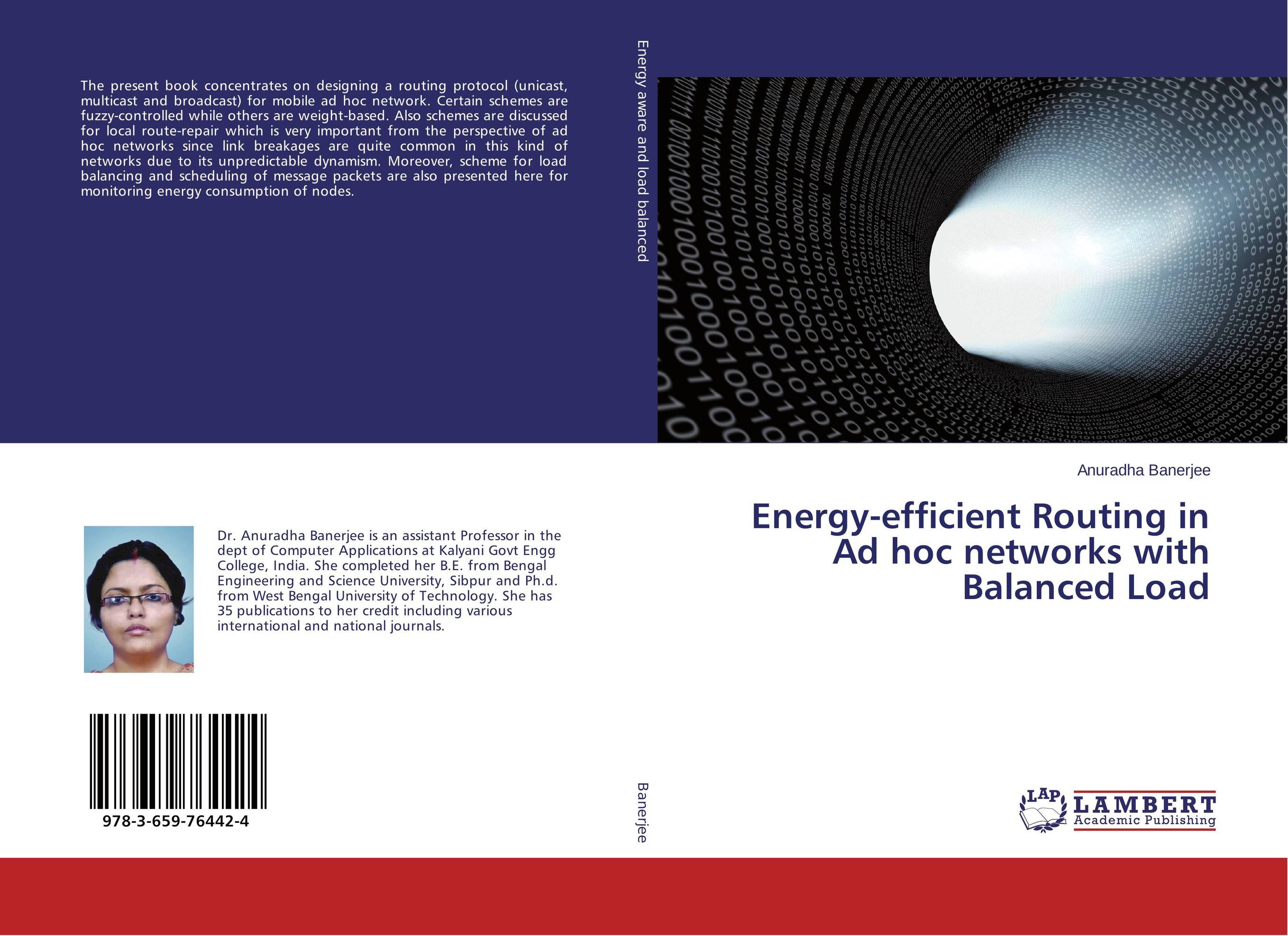Energy-efficient Routing in Ad hoc networks with Balanced Load multimedia traffic scheduling in future wireless networks