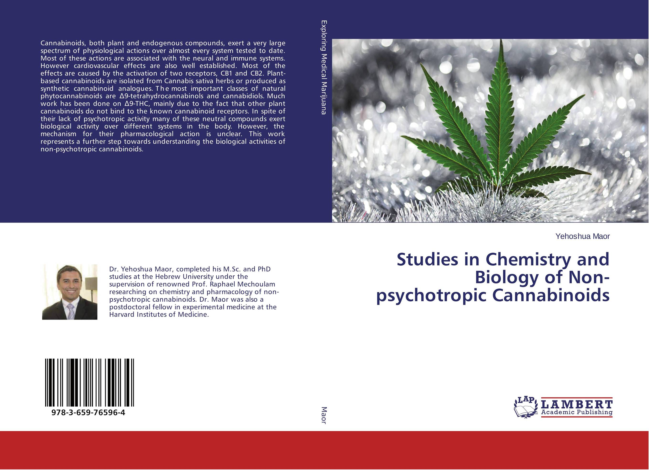 Studies in Chemistry and Biology of Non-psychotropic Cannabinoids chemistry and biology of heparin and heparan sulfate