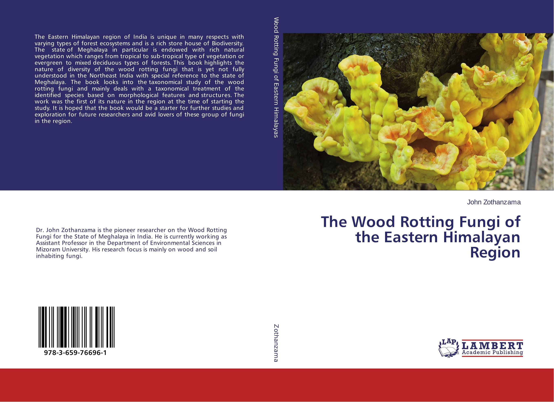 Фото The Wood Rotting Fungi of the Eastern Himalayan Region vegetation dynamics over the northeast region of brazil