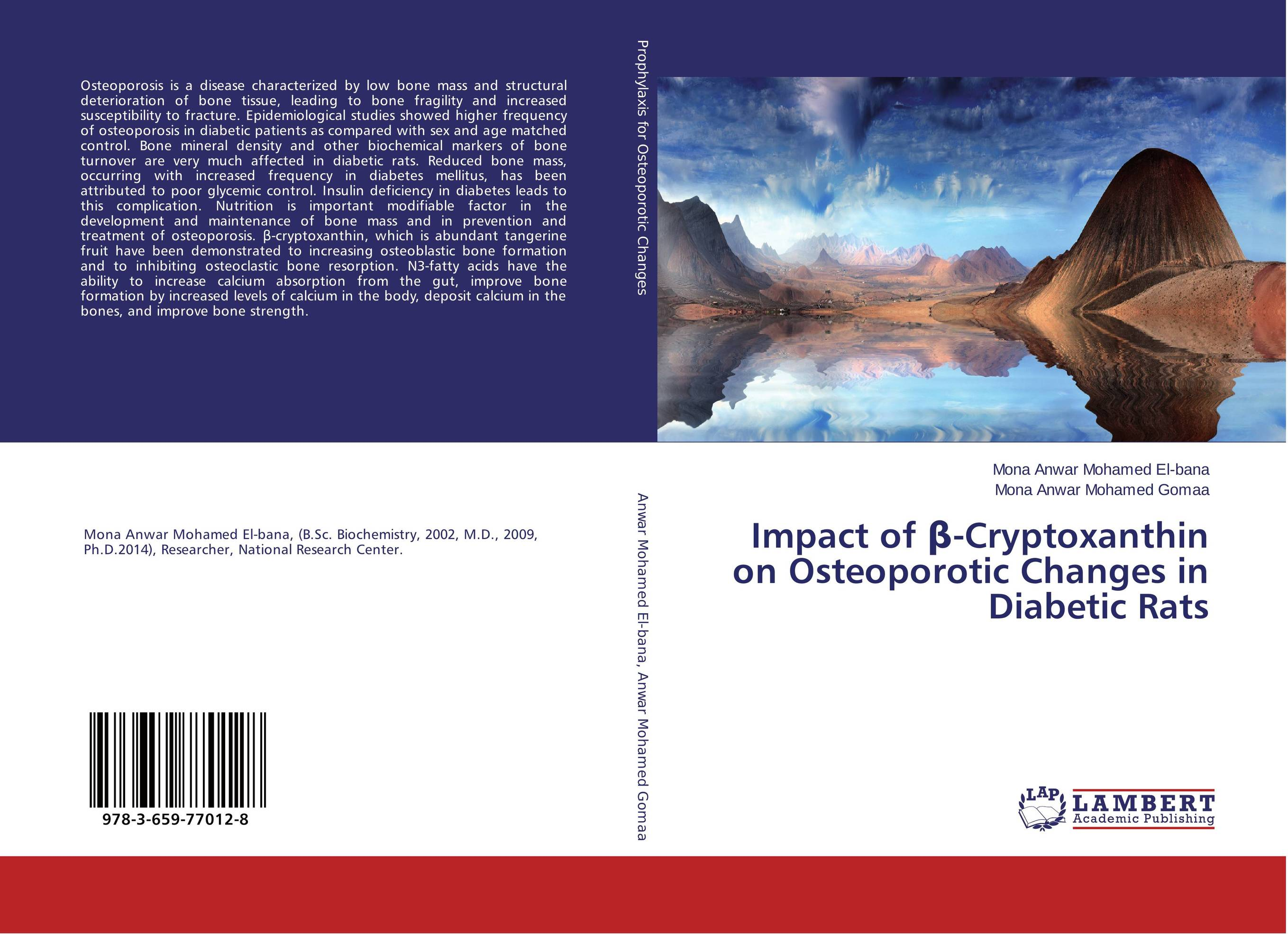 Impact of ?-Cryptoxanthin on Osteoporotic Changes in Diabetic Rats prediction of bone length from bone fragments