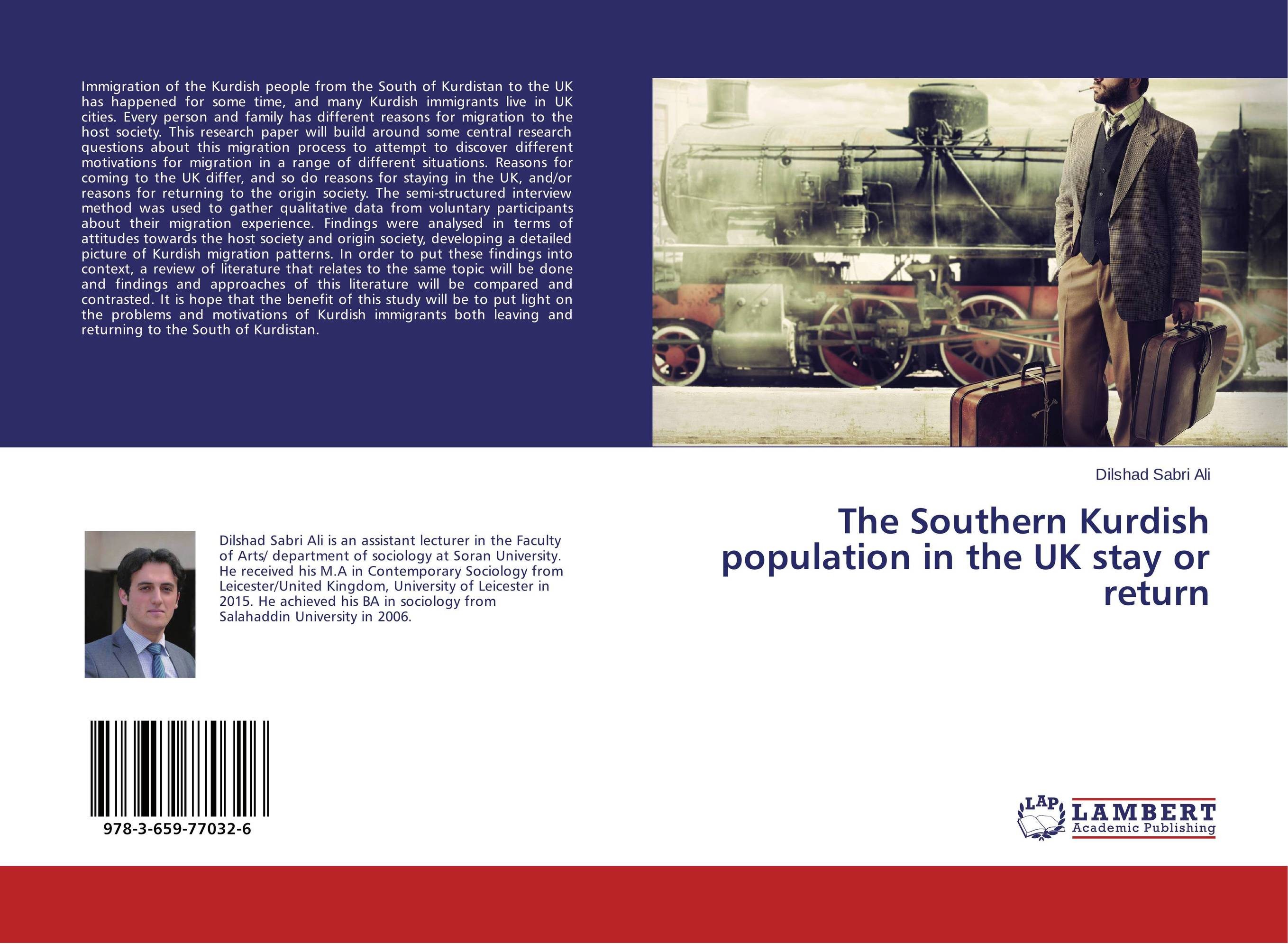 The Southern Kurdish population in the UK stay or return polish migration to the uk