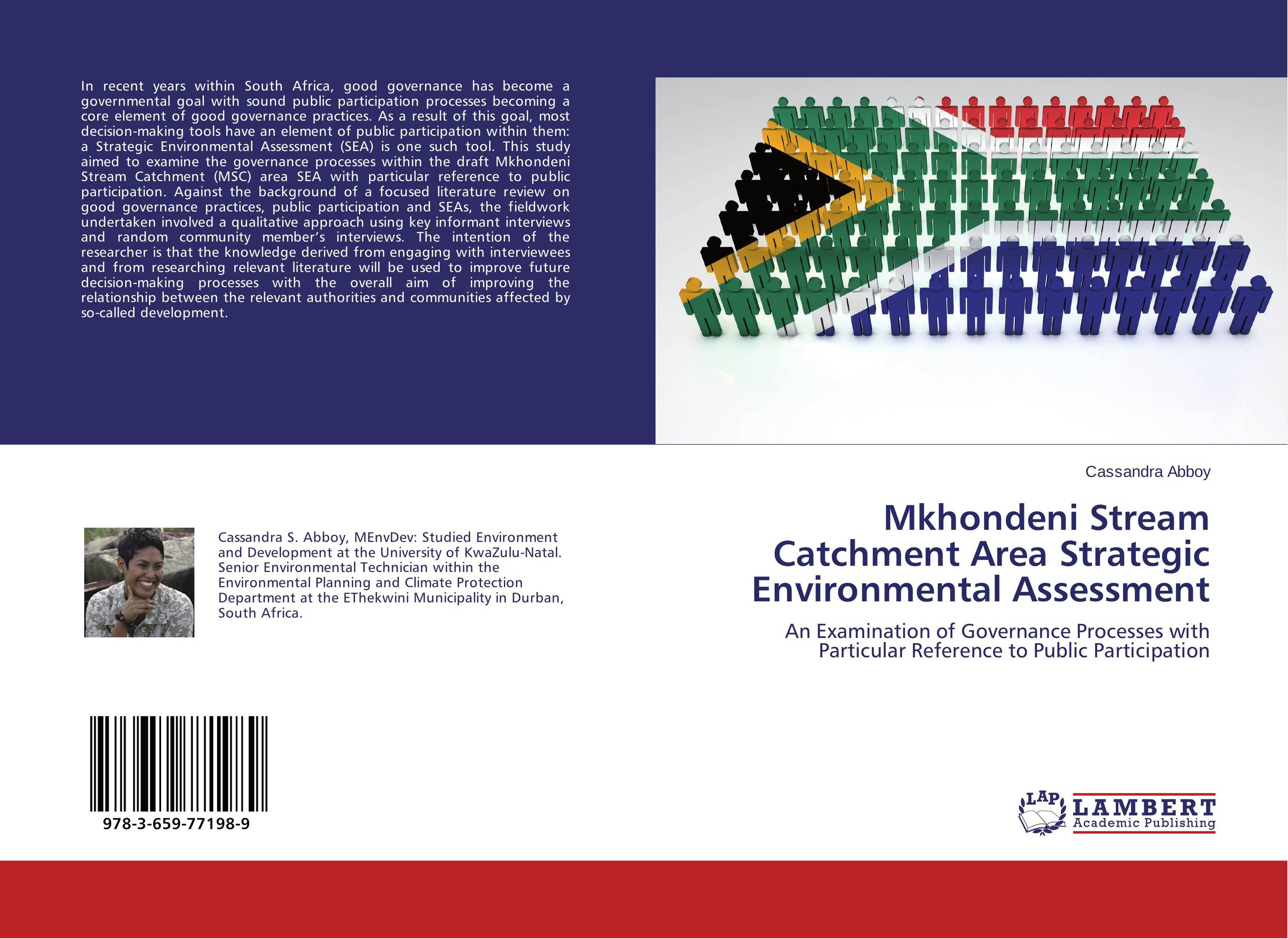 Mkhondeni Stream Catchment Area Strategic Environmental Assessment streams of stream classifications