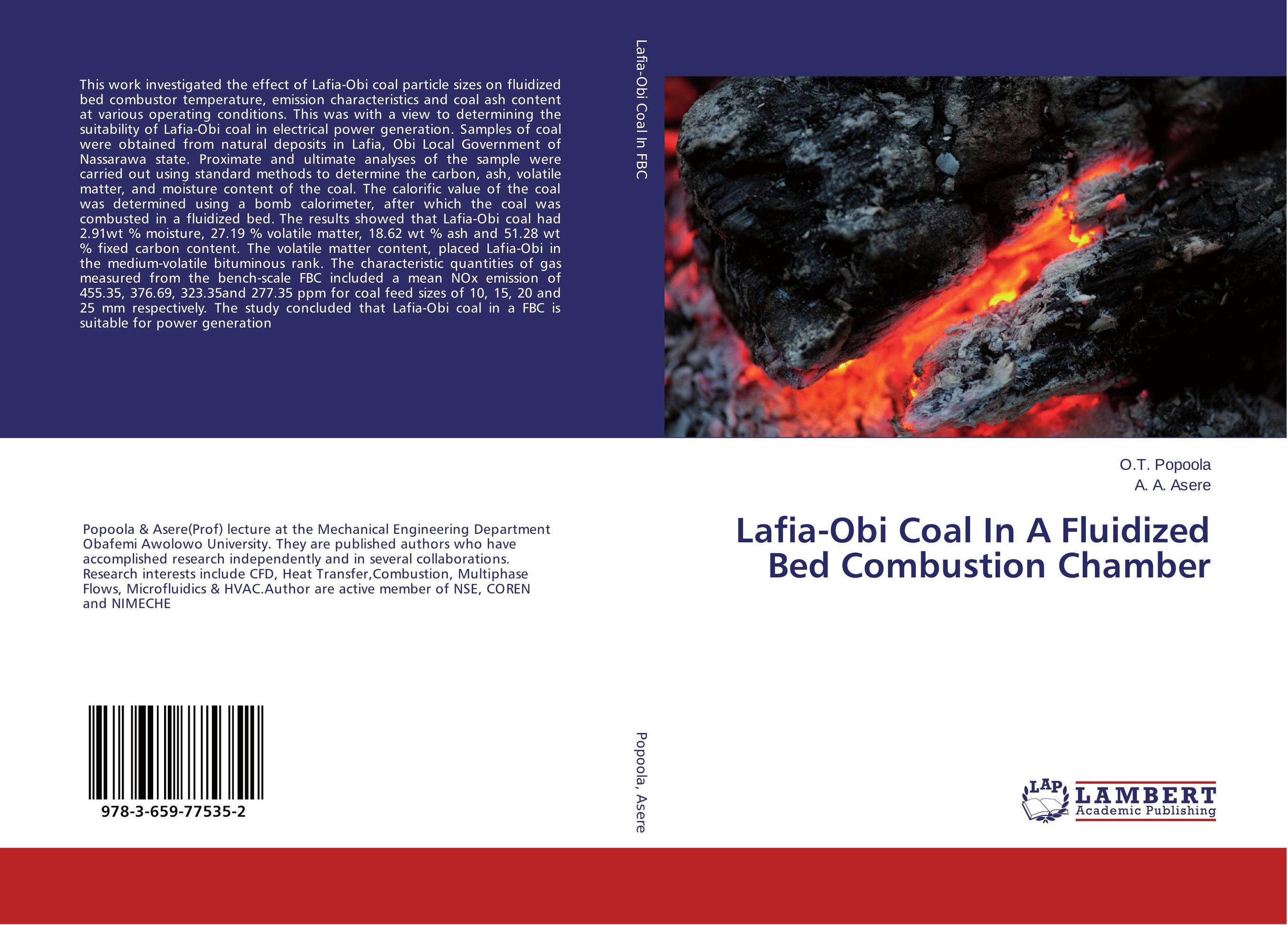 Lafia-Obi Coal In A Fluidized Bed Combustion Chamber coal бейсболка coal the richmond blue oxford