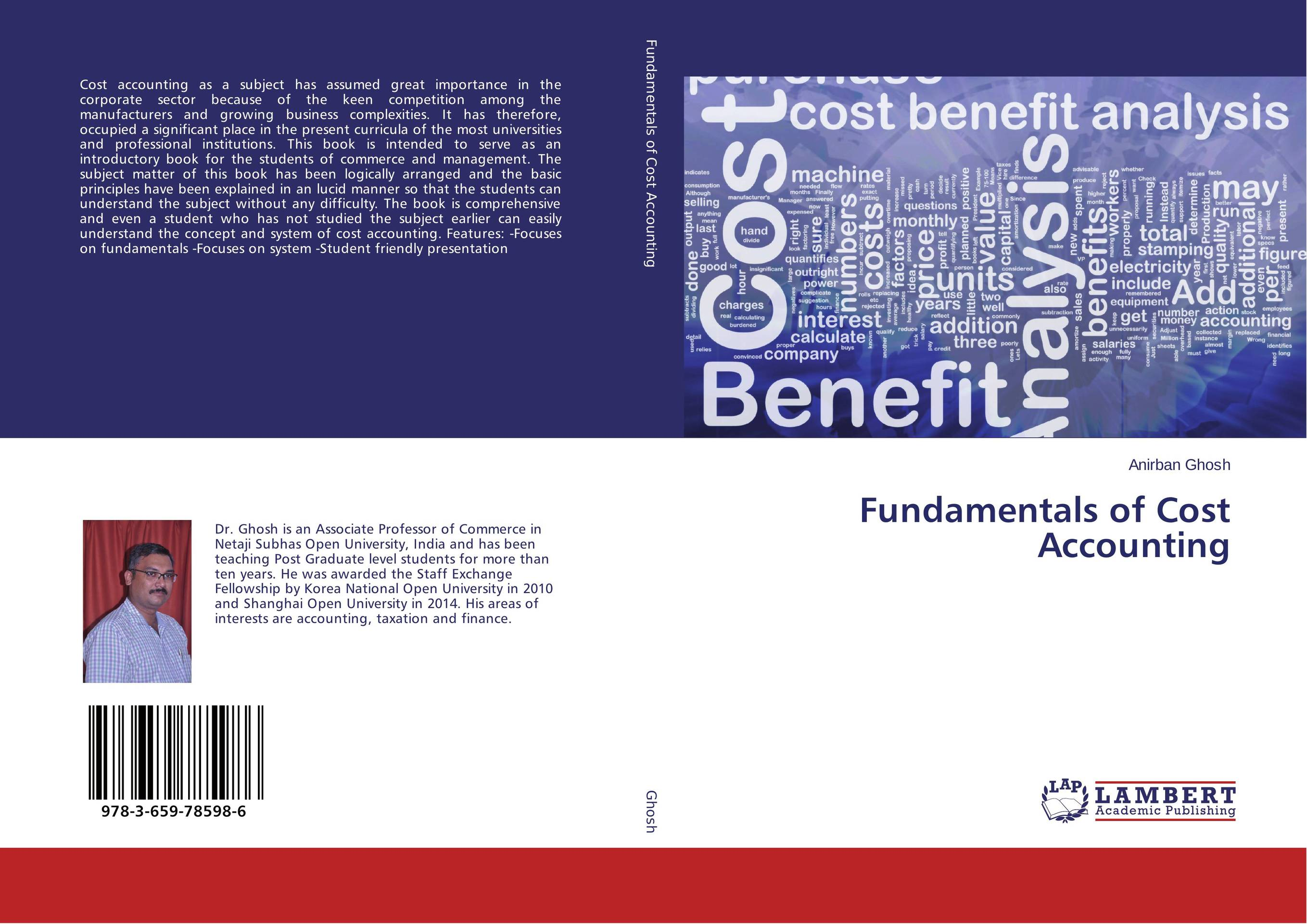 Fundamentals of Cost Accounting business fundamentals