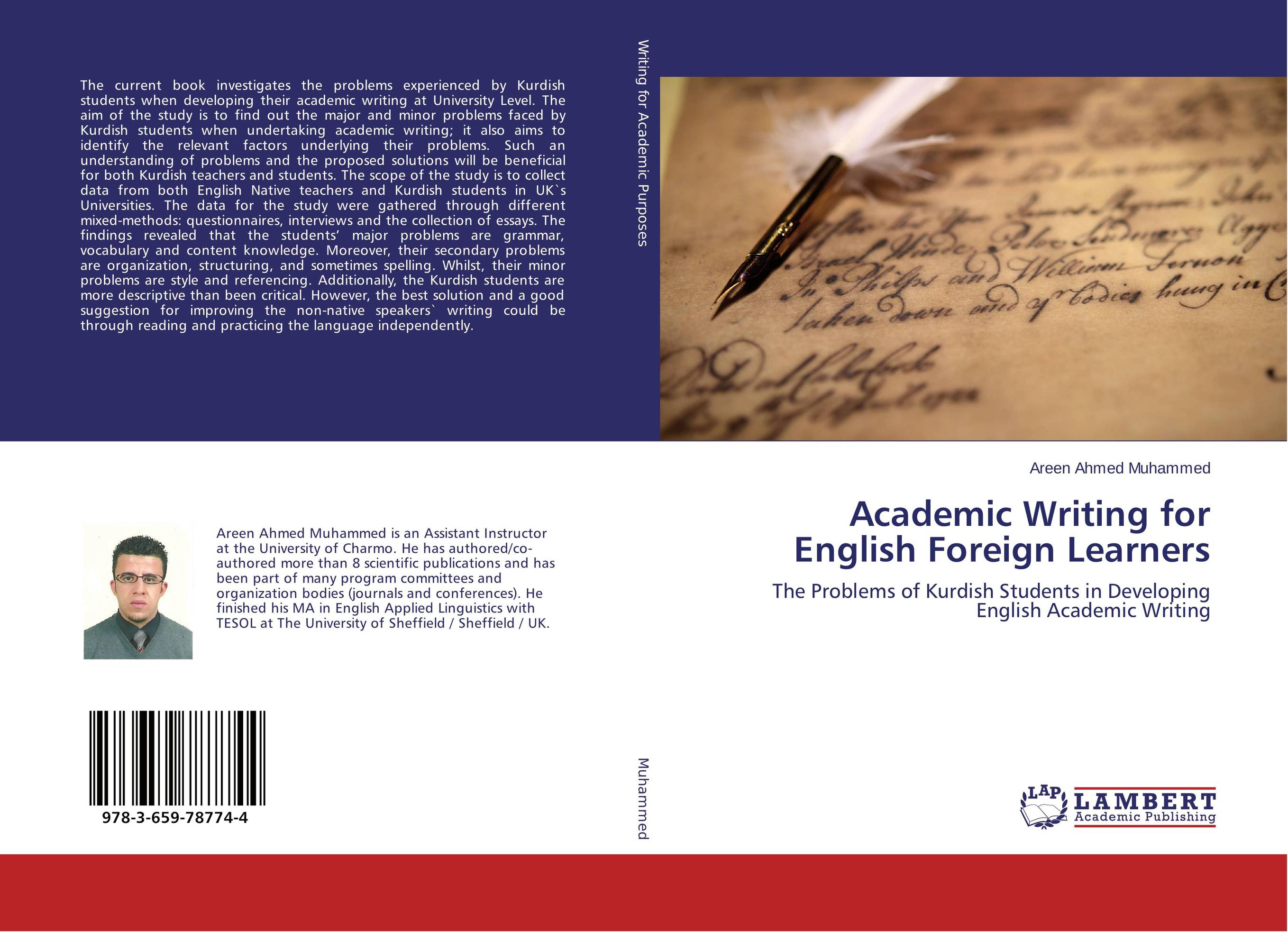 Academic Writing for English Foreign Learners some approximate algorithms for variational problems
