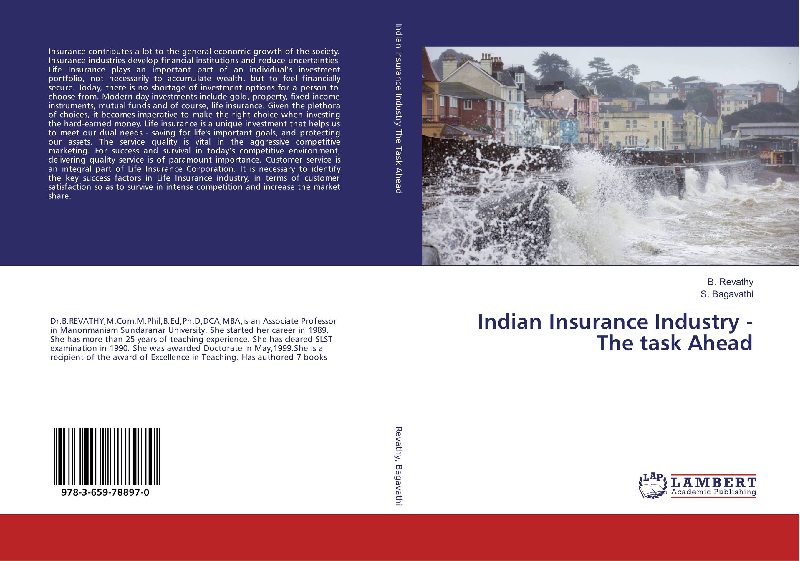 Indian Insurance Industry - The task Ahead.
