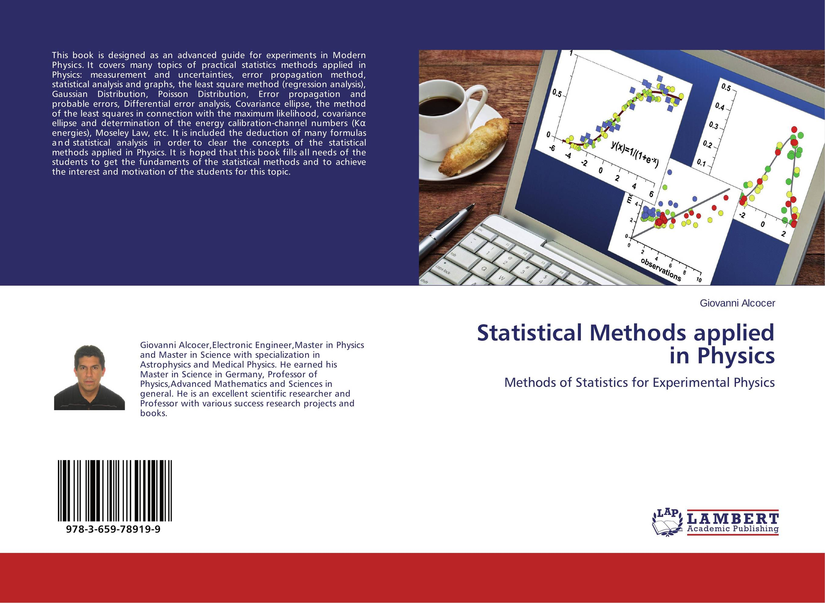 "Statistical Methods applied in Physics applied multivariate statistical analysis and re 普通高等教育""十二五""规划教材"