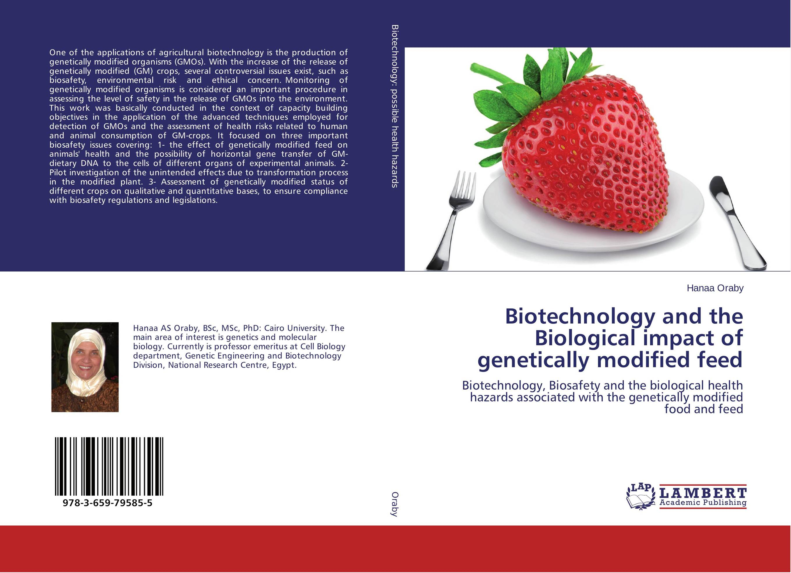 Biotechnology and the Biological impact of genetically modified feed rakesh kumar tiwari and rajendra prasad ojha conformation and stability of mixed dna triplex