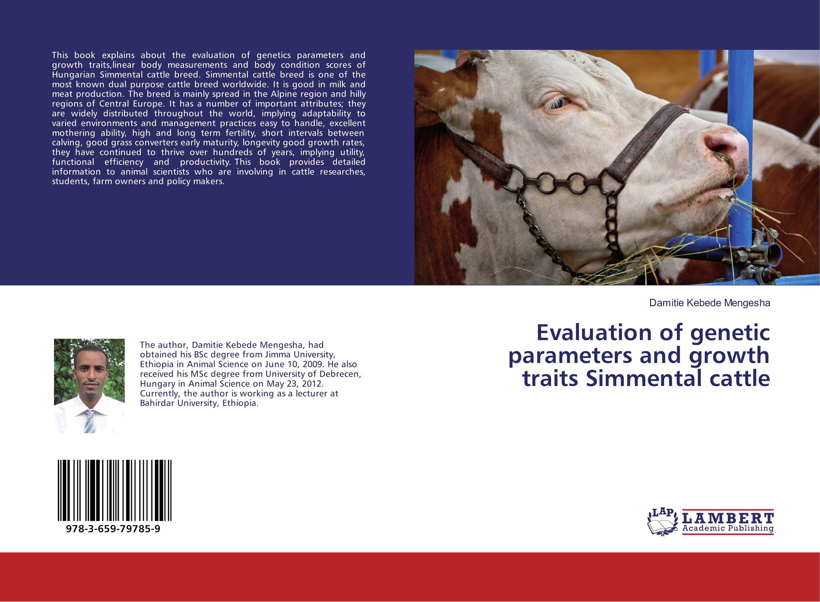Evaluation of genetic parameters and growth traits Simmental cattle evaluation of good pharmacy practice