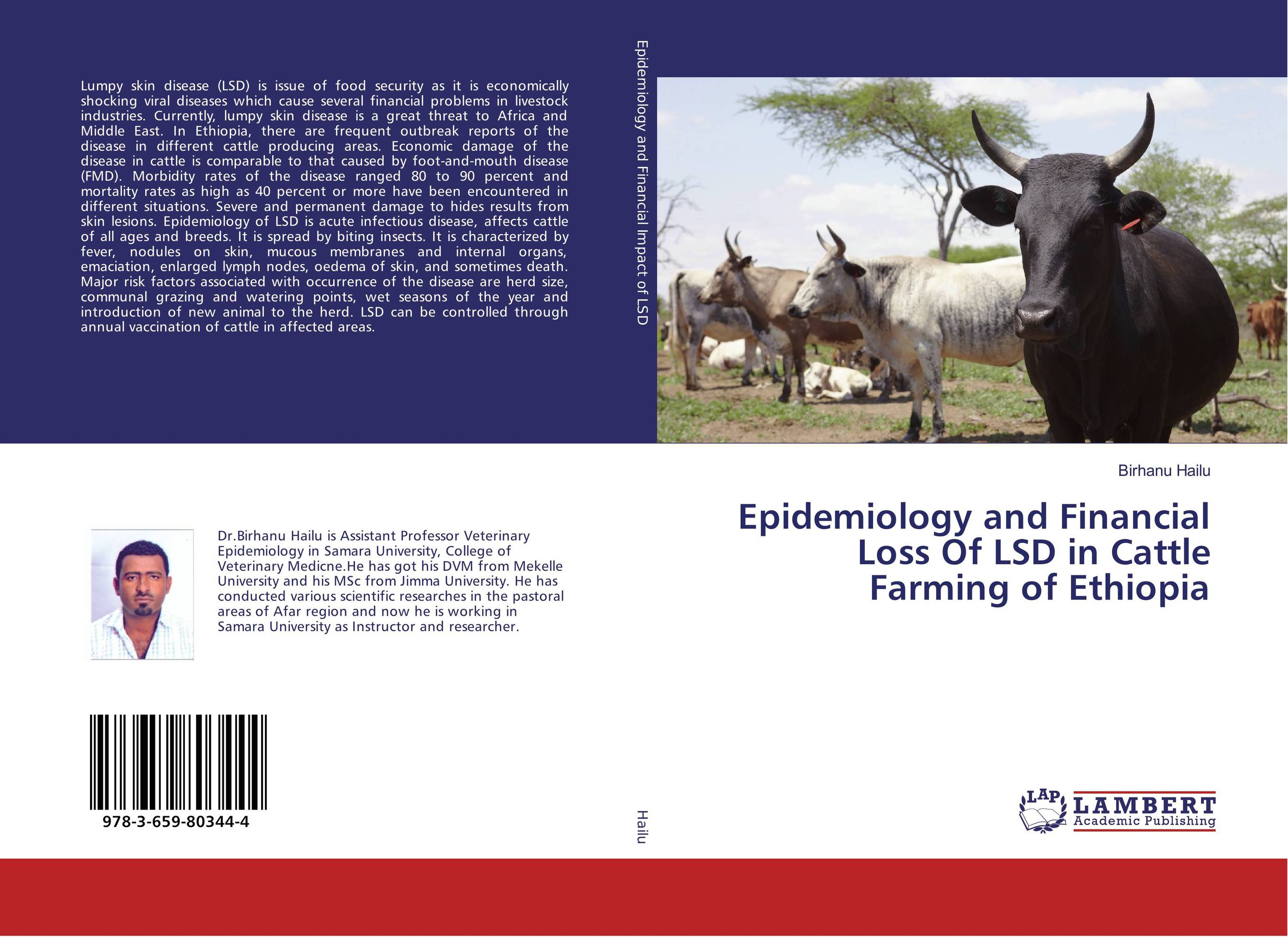 Epidemiology and Financial Loss Of LSD in Cattle Farming of Ethiopia shimelis dagnachew epidemiology of bovine trypanosomosis in northwest ethiopia
