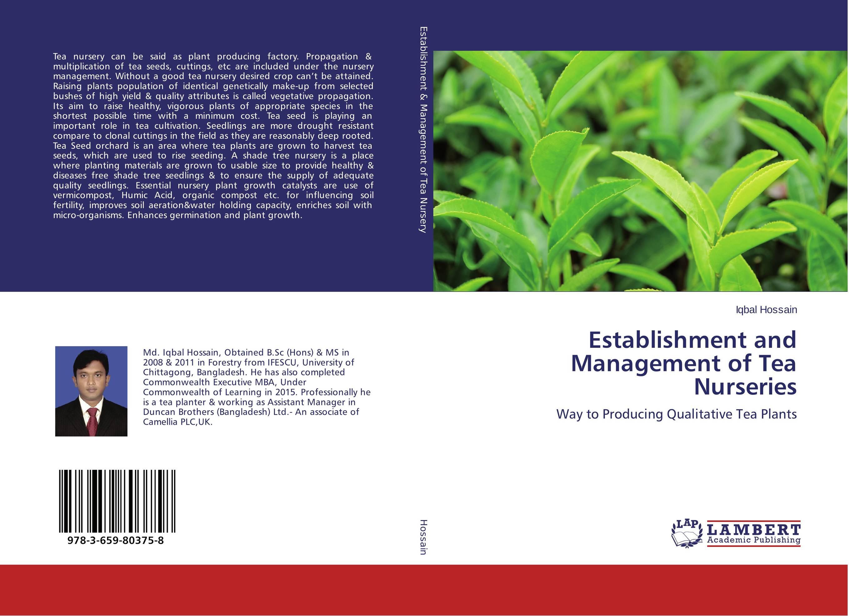 Establishment and Management of Tea Nurseries seed dormancy and germination