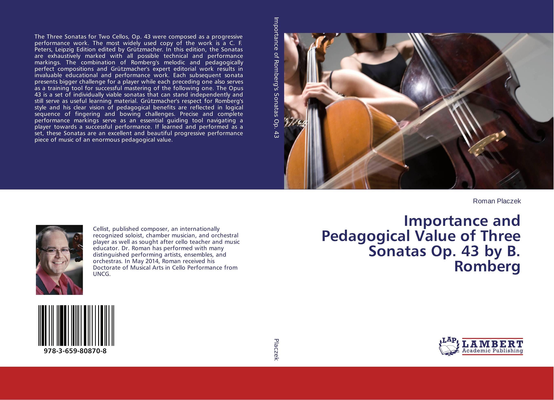Importance and Pedagogical Value of Three Sonatas Op. 43 by B. Romberg kitlee40100quar4210 value kit survivor tyvek expansion mailer quar4210 and lee ultimate stamp dispenser lee40100