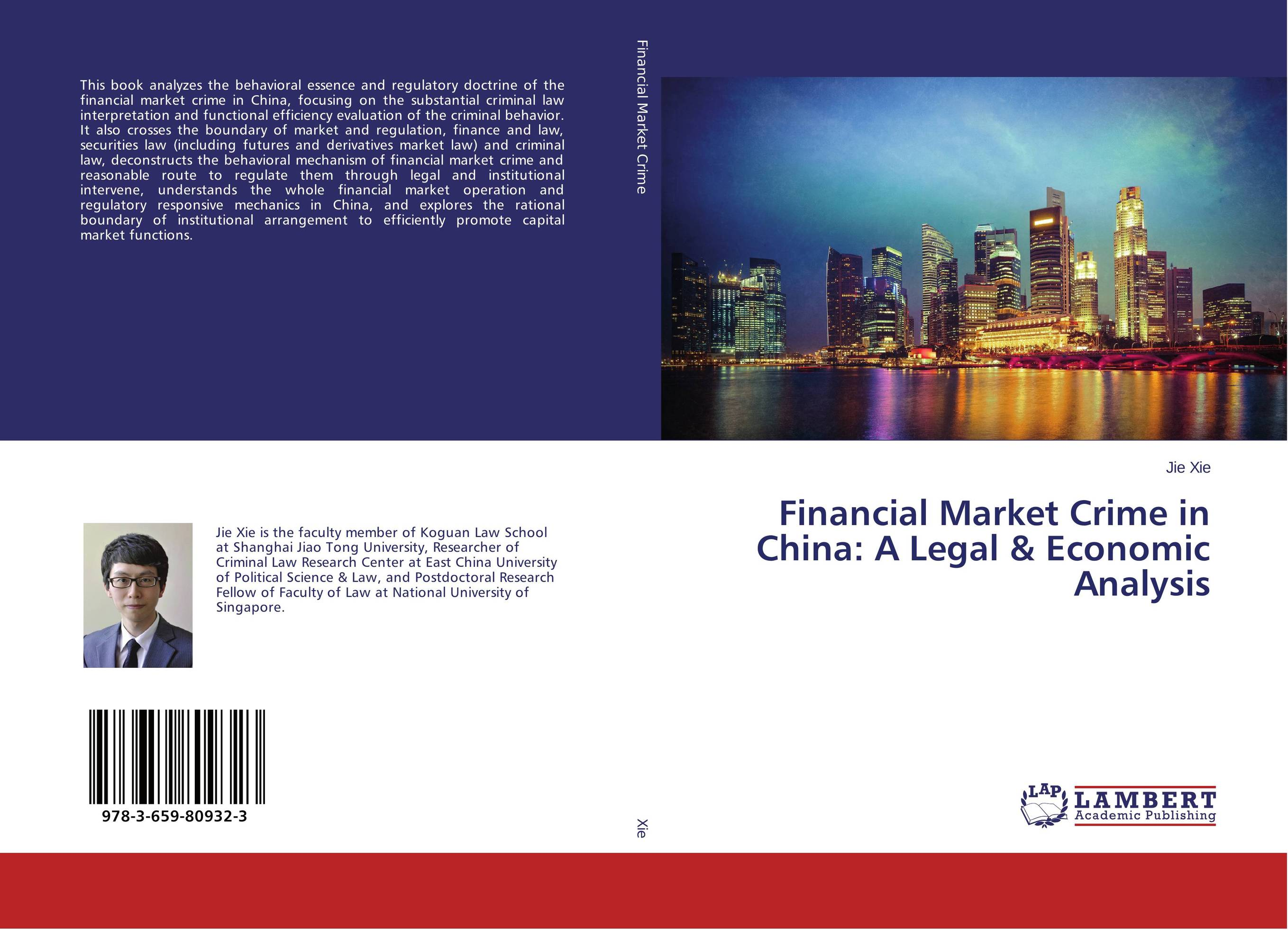 Financial Market Crime in China: A Legal & Economic Analysis word meaning and legal interpretation