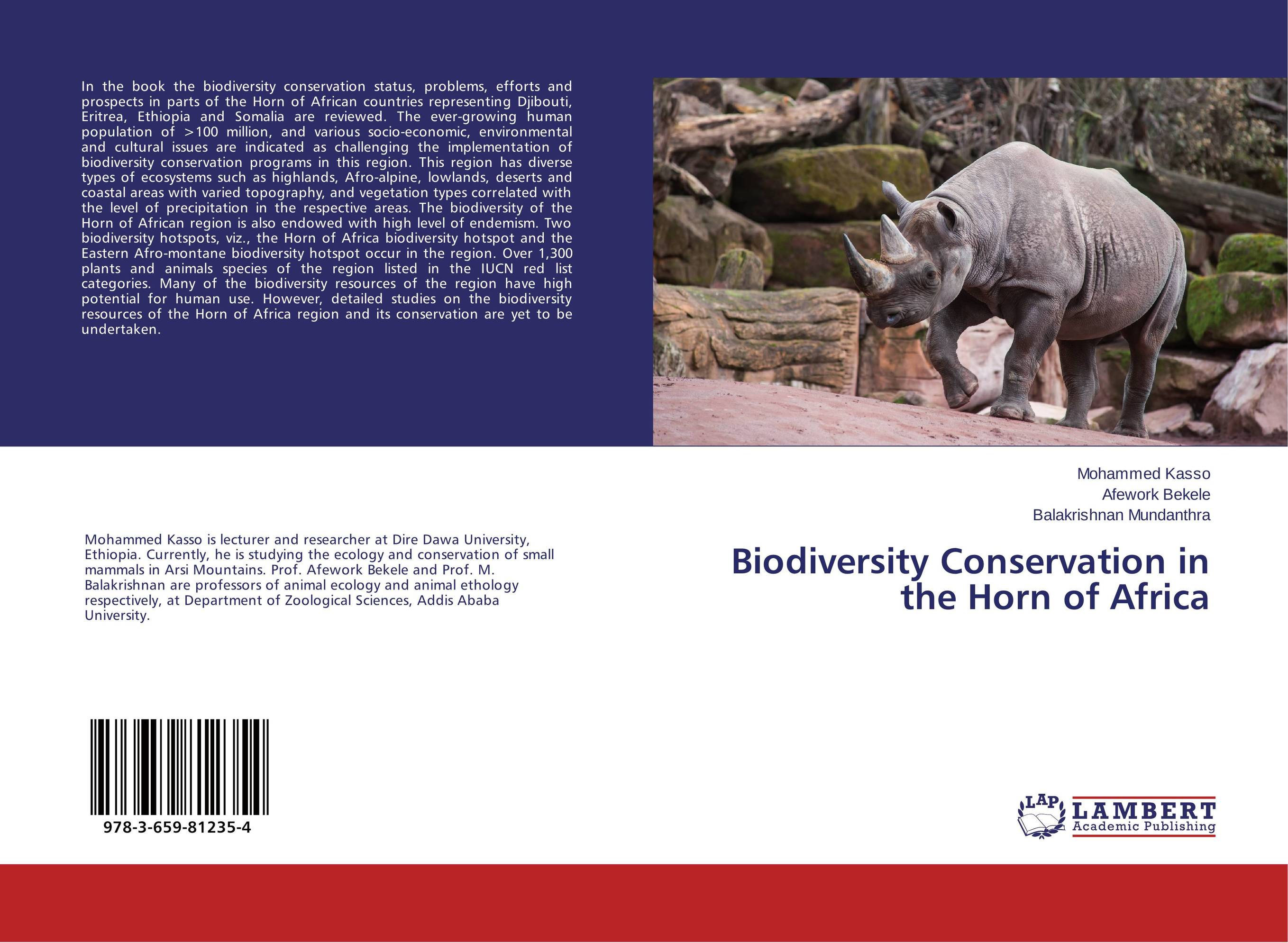 Biodiversity Conservation in the Horn of Africa neuralgias of the orofacial region