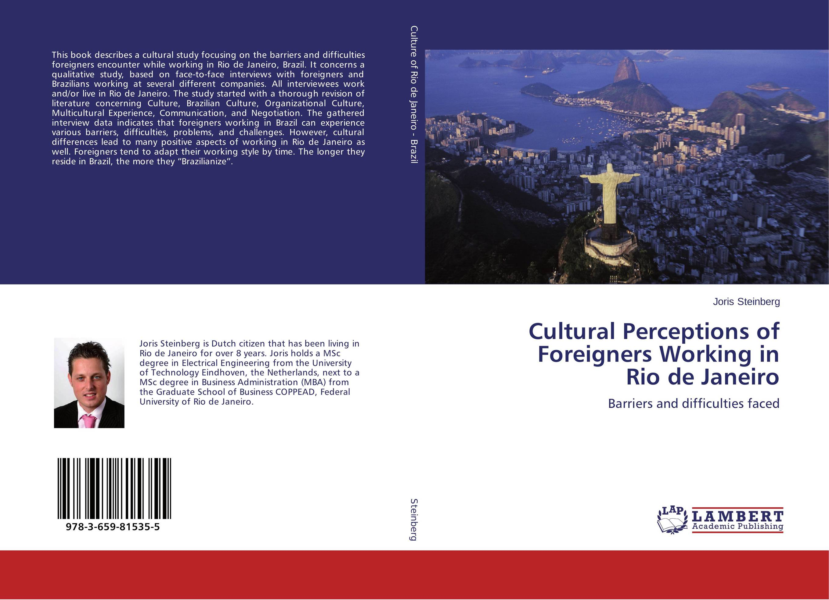 Cultural Perceptions of Foreigners Working in Rio de Janeiro 30pcs in one postcard take a walk on the go rio de janeiro christmas postcards greeting birthday message cards 10 2x14 2cm