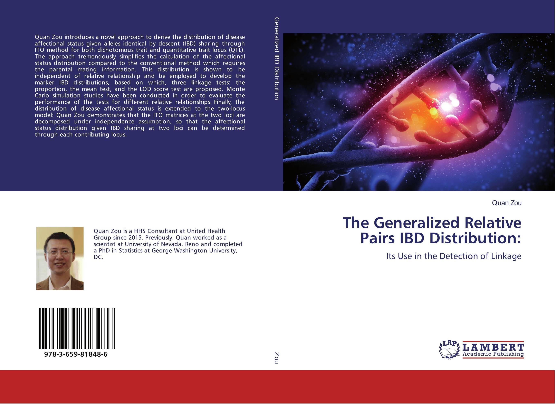The Generalized Relative Pairs IBD Distribution: status and distribution of red panda ailurus fulgens