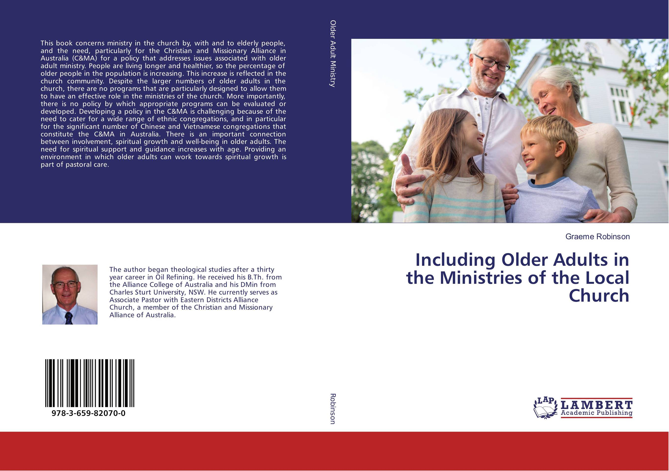 Including Older Adults in the Ministries of the Local Church visuomotor adaptation in older adults with and without mci