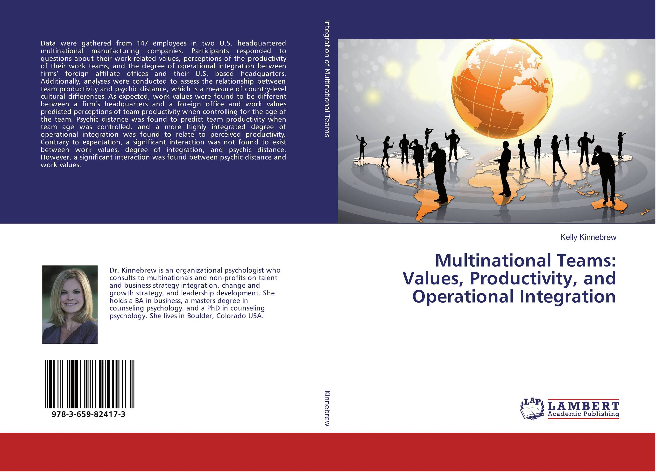 Multinational Teams: Values, Productivity, and Operational Integration