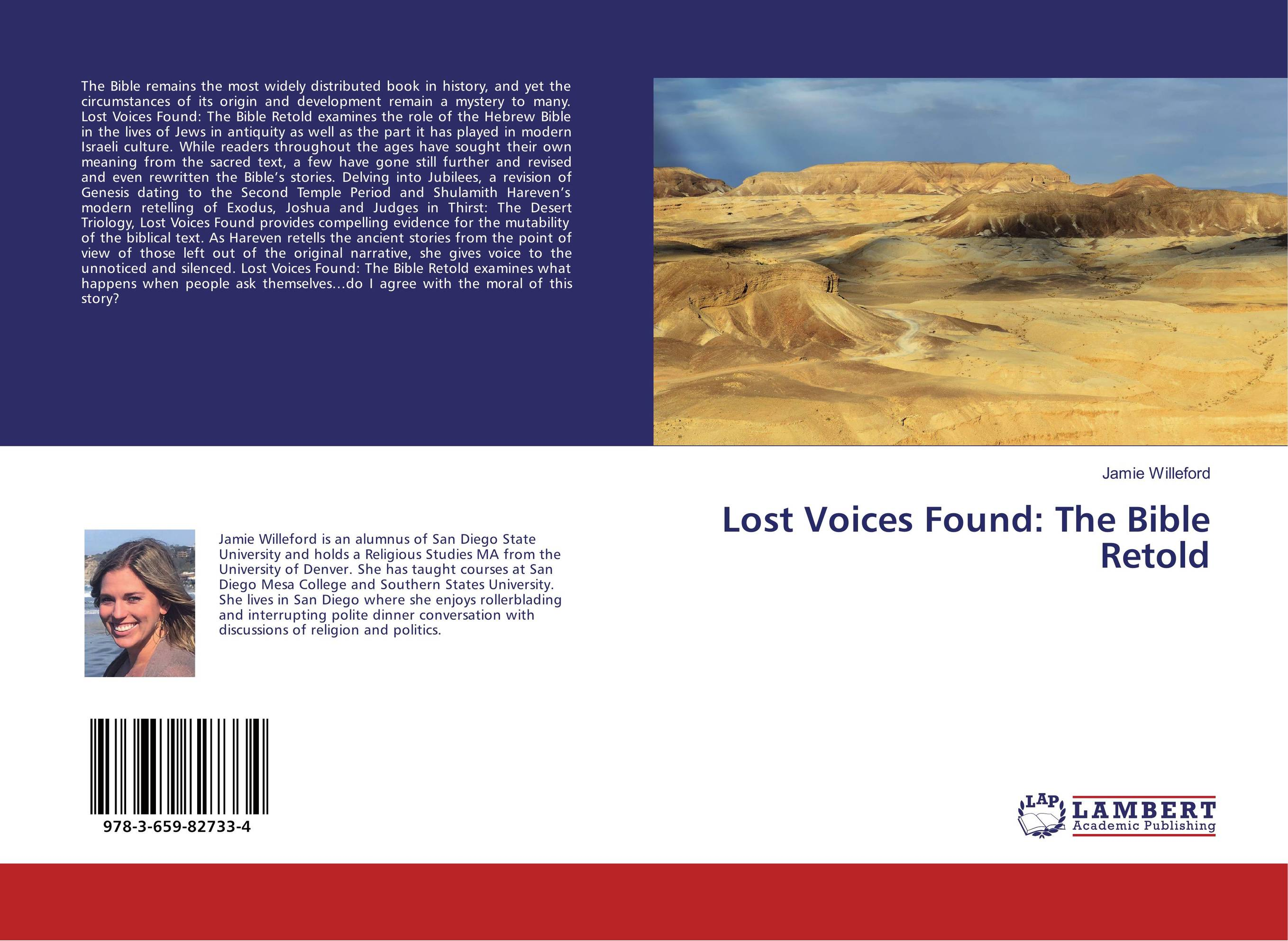 Lost Voices Found: The Bible Retold found in brooklyn
