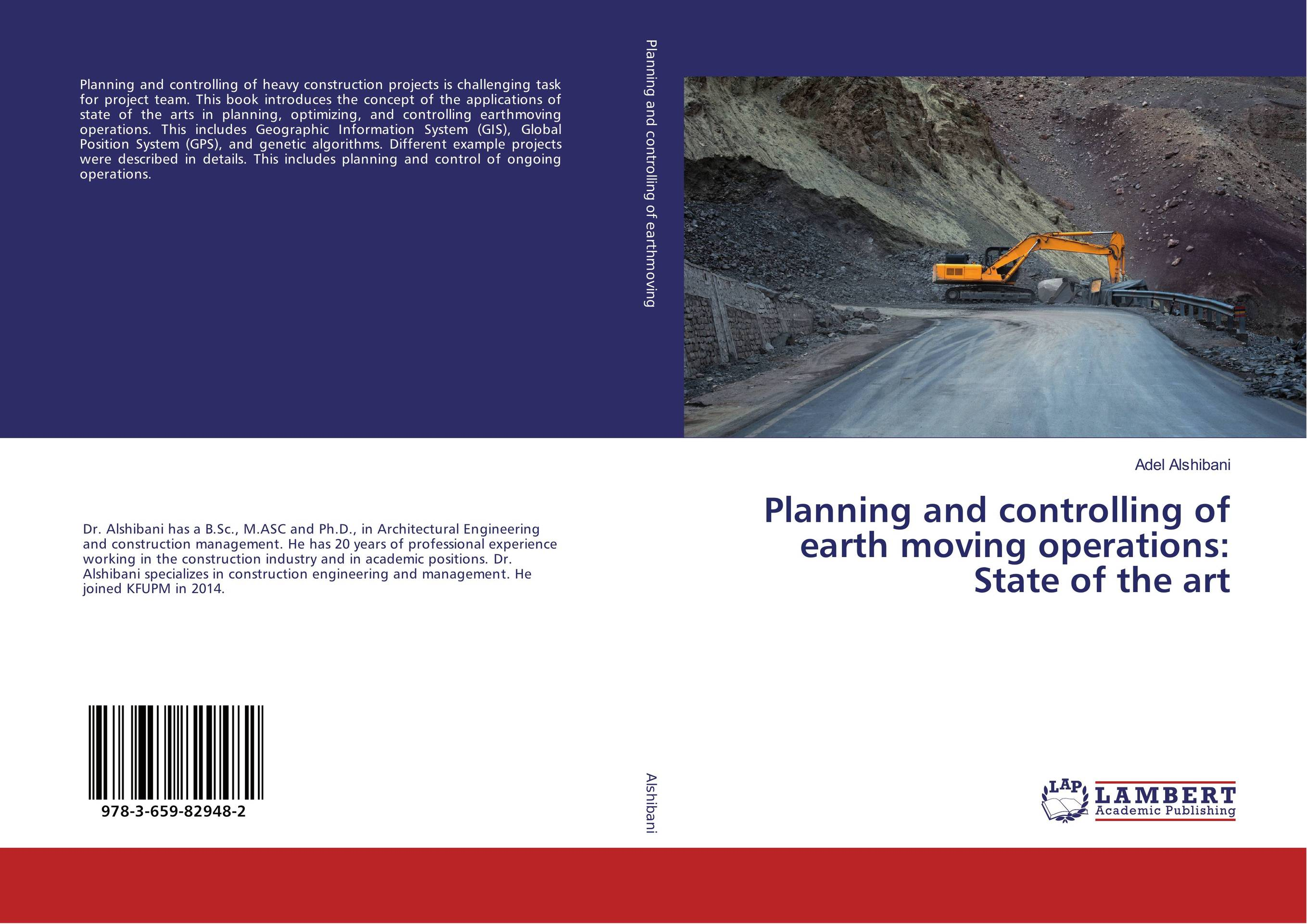 Planning and controlling of earth moving operations: State of the art affair of state an
