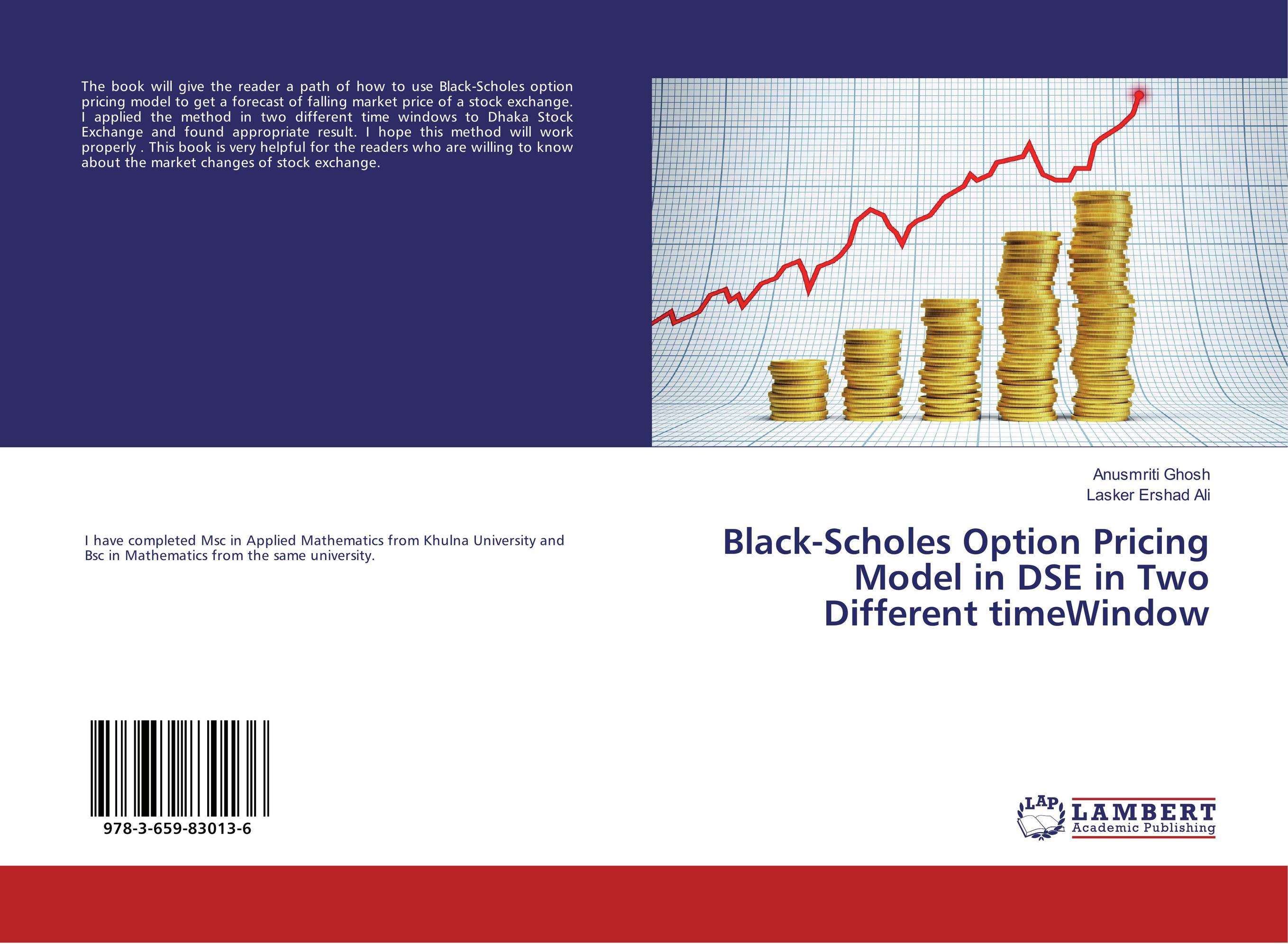 Black-Scholes Option Pricing Model in DSE in Two Different timeWindow