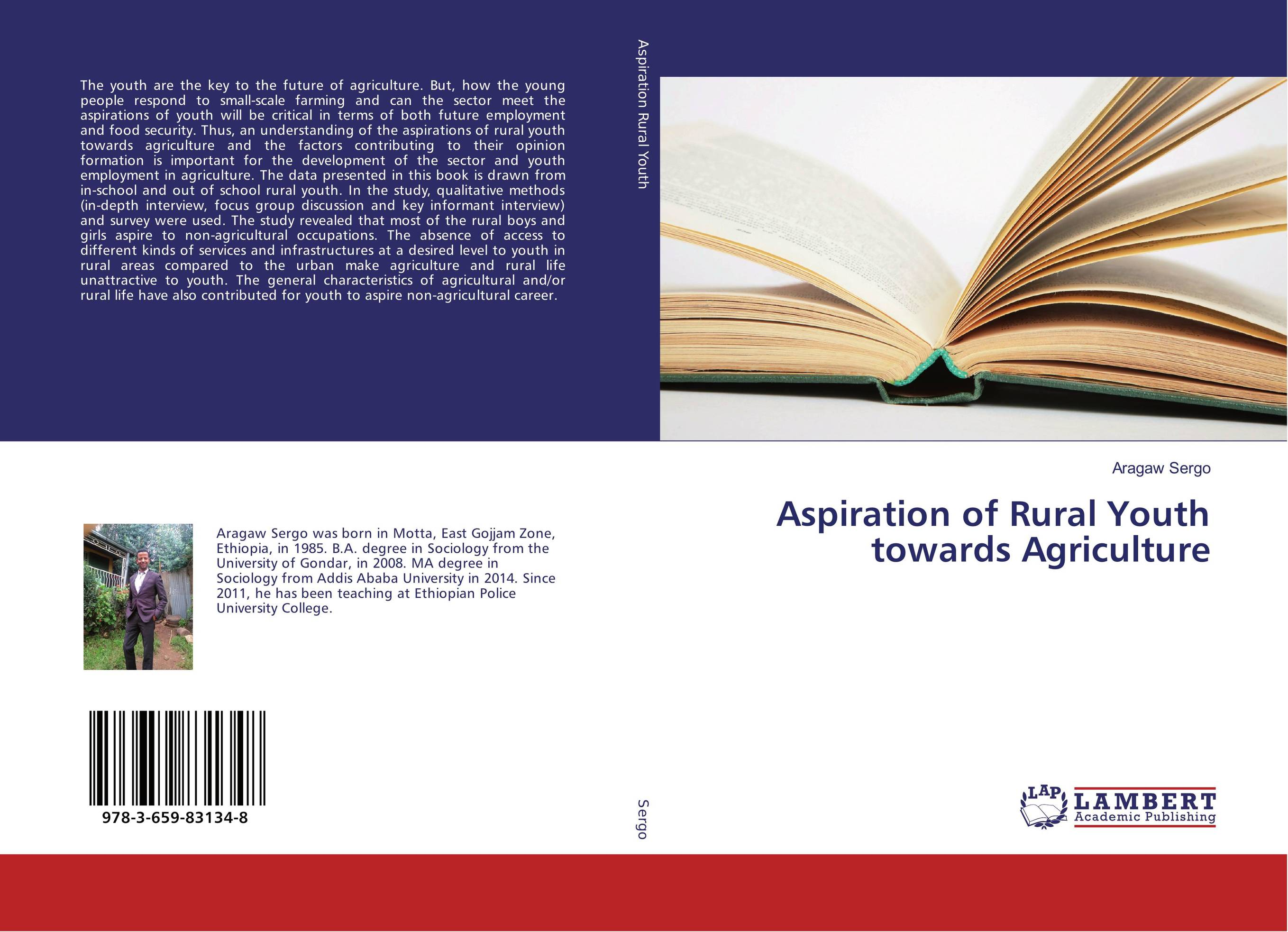 Aspiration of Rural Youth towards Agriculture restructuring agriculture and adaptive processes in rural areas