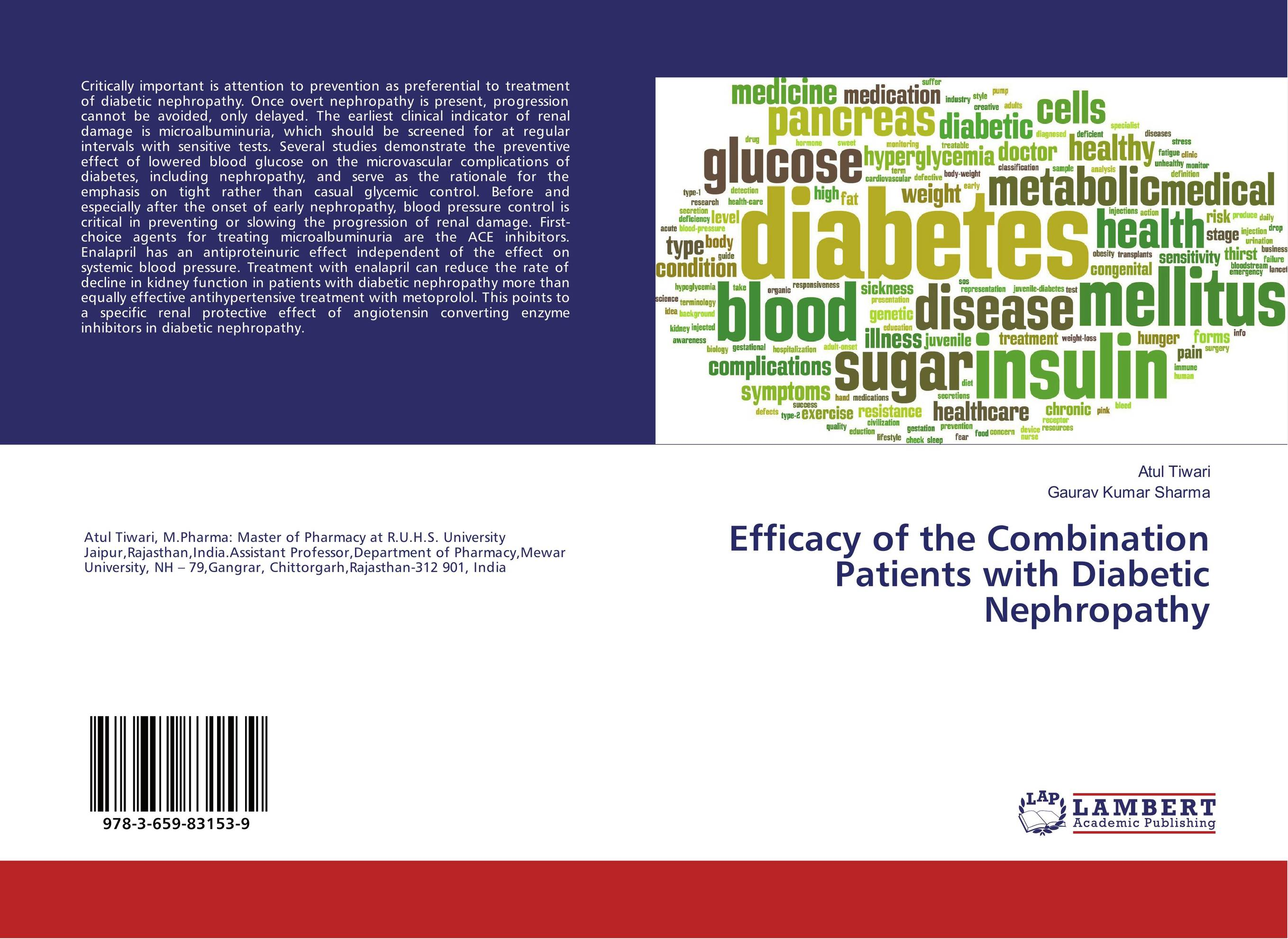 Efficacy of the Combination Patients with Diabetic Nephropathy effect of cyclooxygenase inhibitors on diabetic complications
