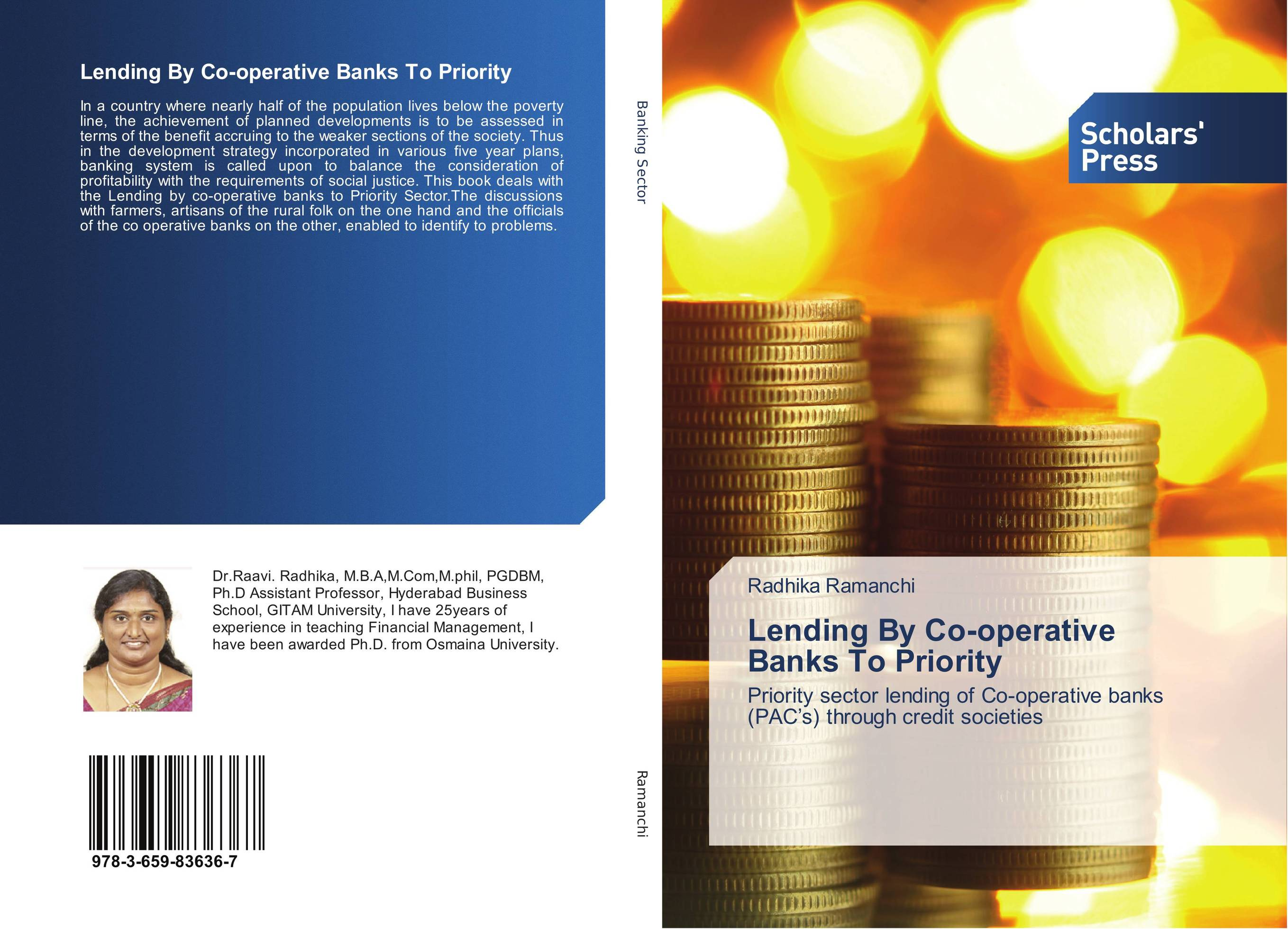 Lending By Co-operative Banks To Priority the operative