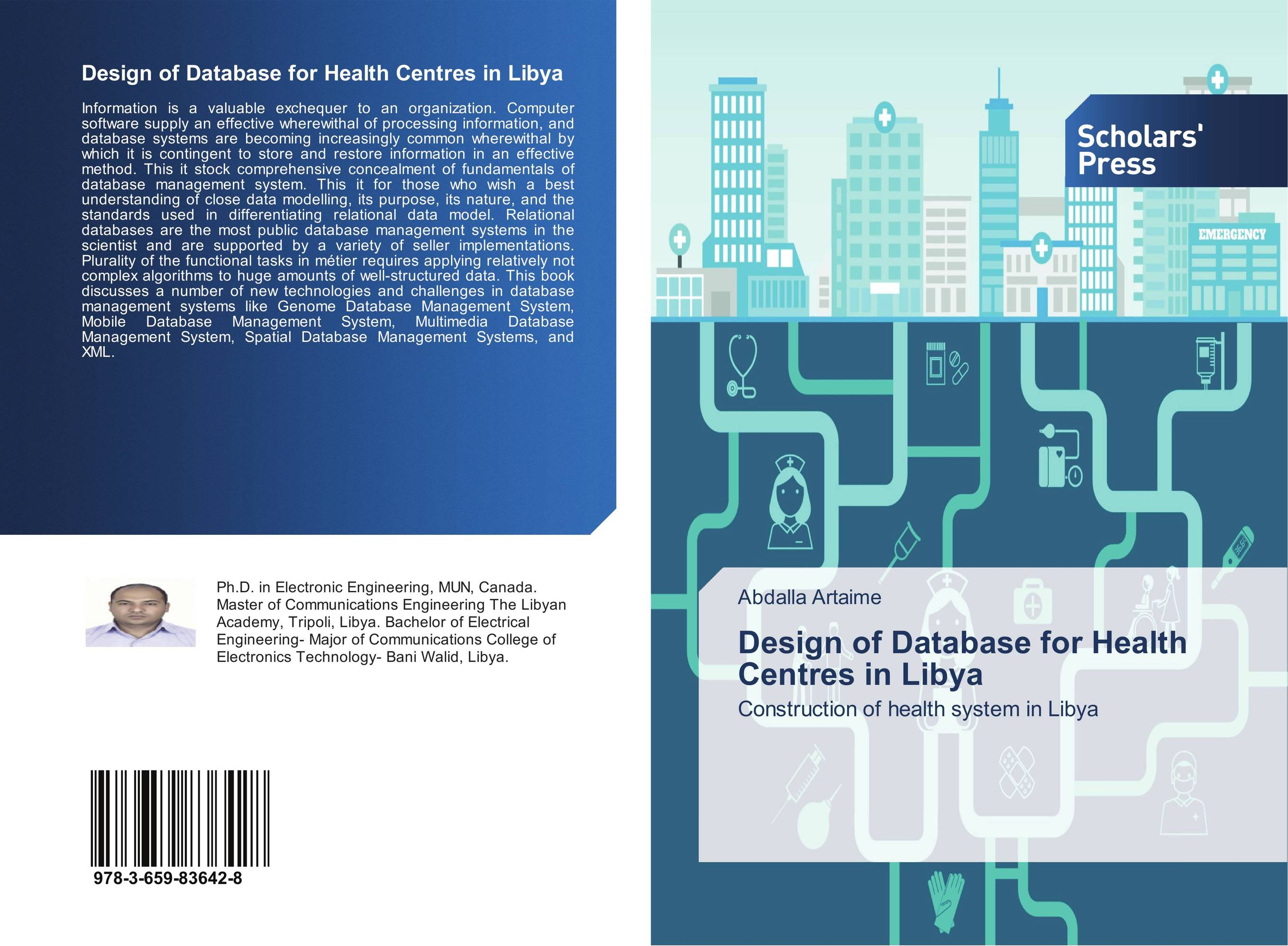 Design of Database for Health Centres in Libya fundamentals of database management systems