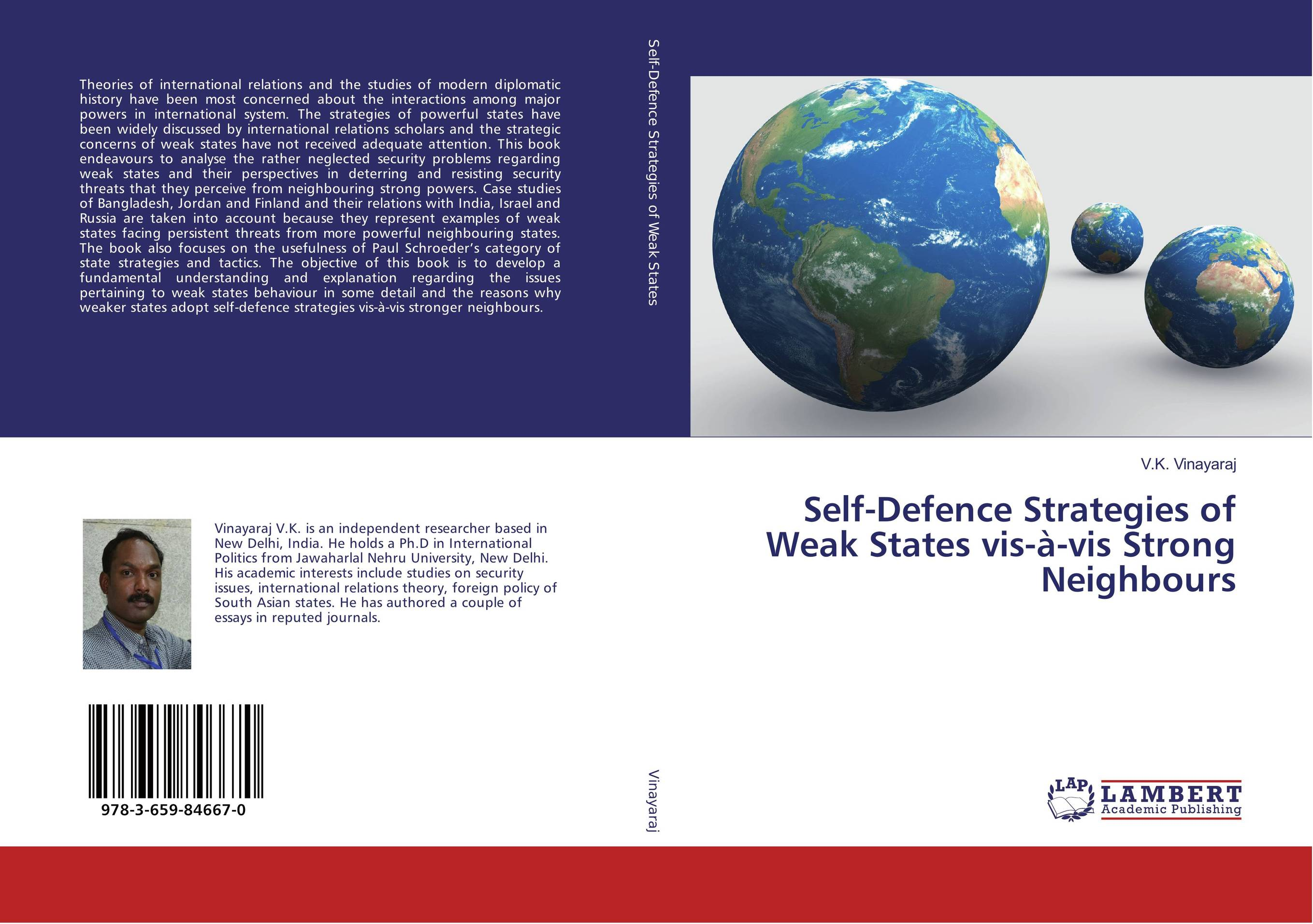 Self-Defence Strategies of Weak States vis-a-vis Strong Neighbours