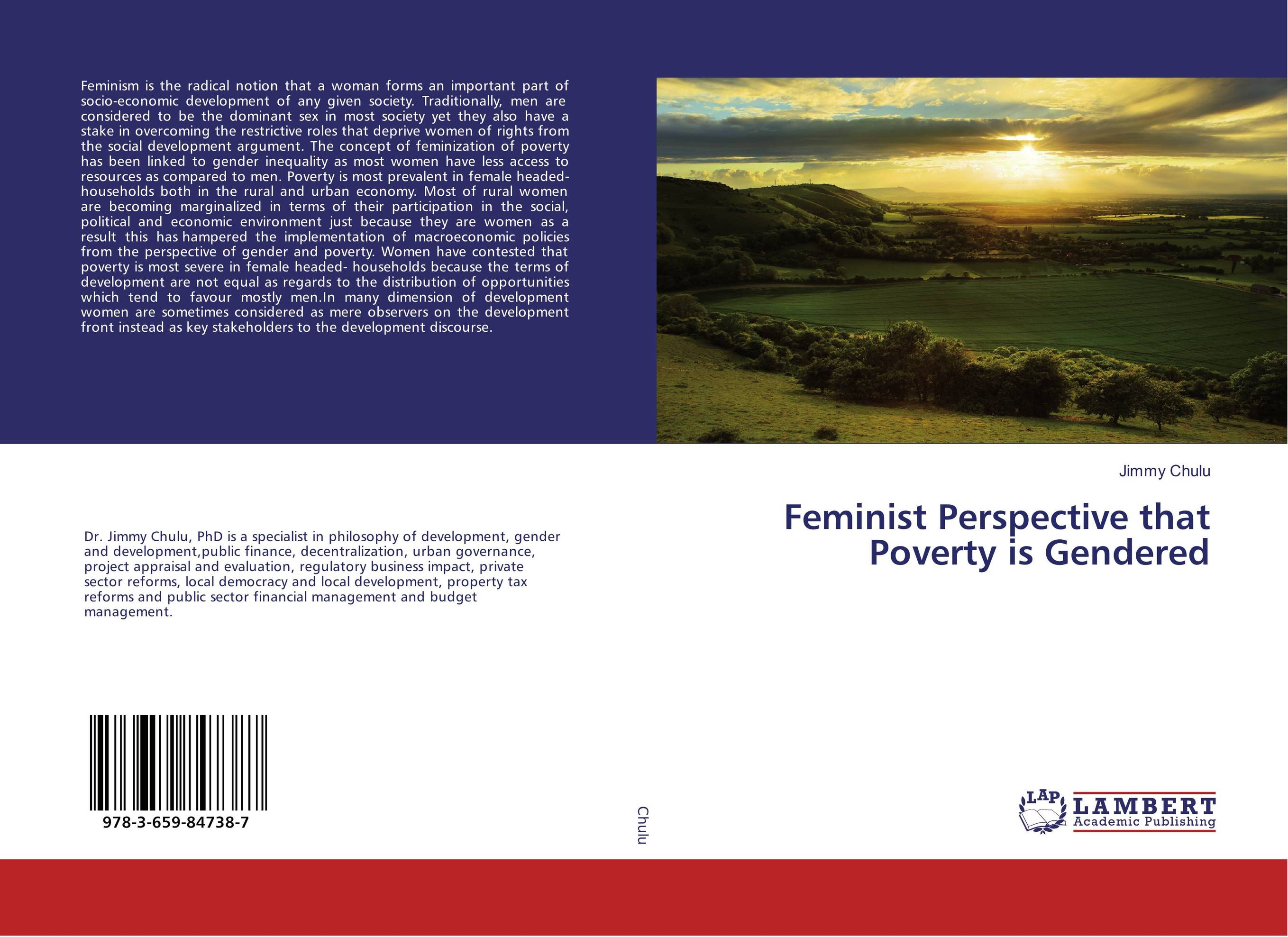 Feminist Perspective that Poverty is Gendered poverty rural development and theories of social development