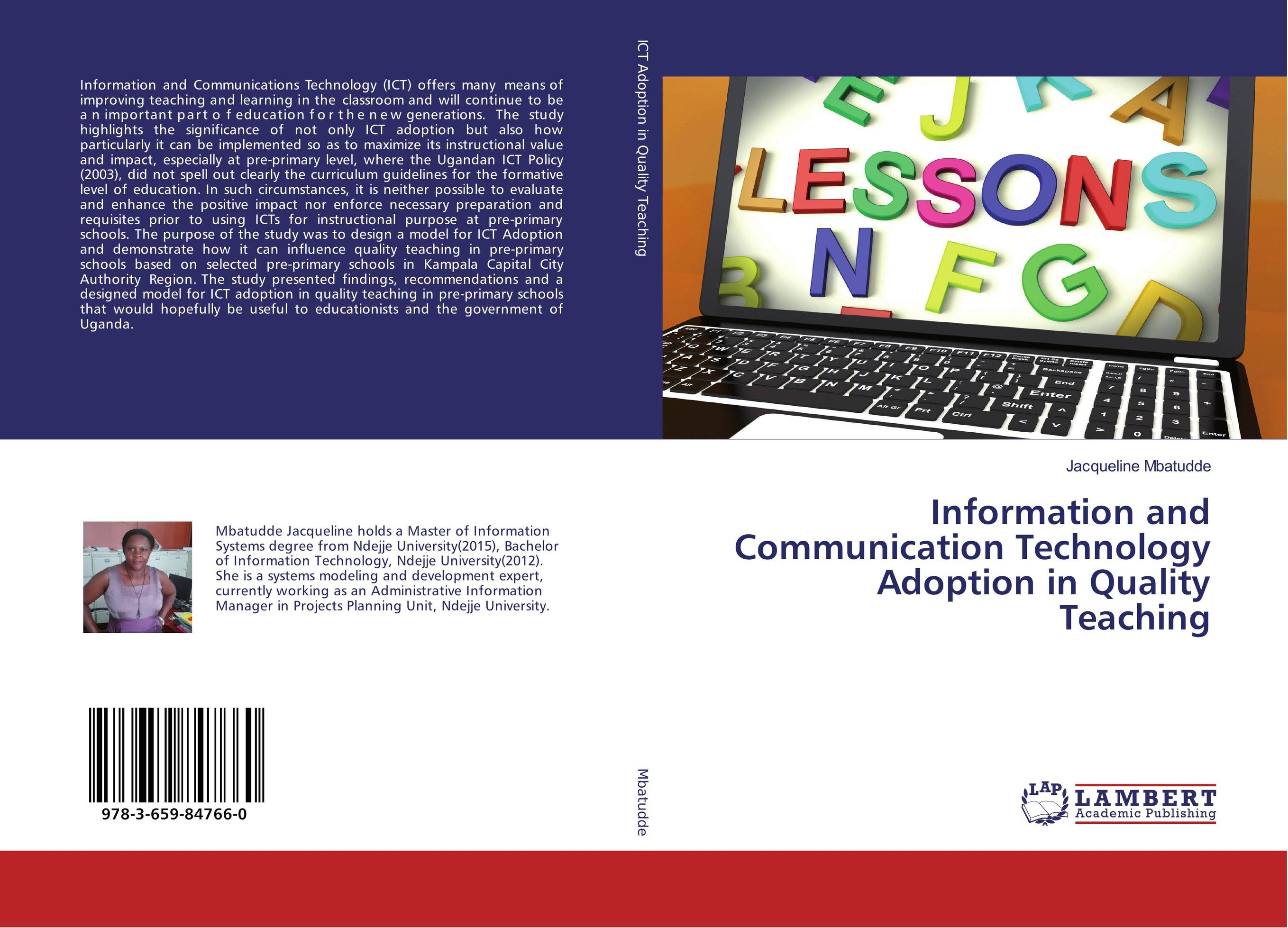 Information and Communication Technology Adoption in Quality Teaching use of role plays in teaching english in primary schools