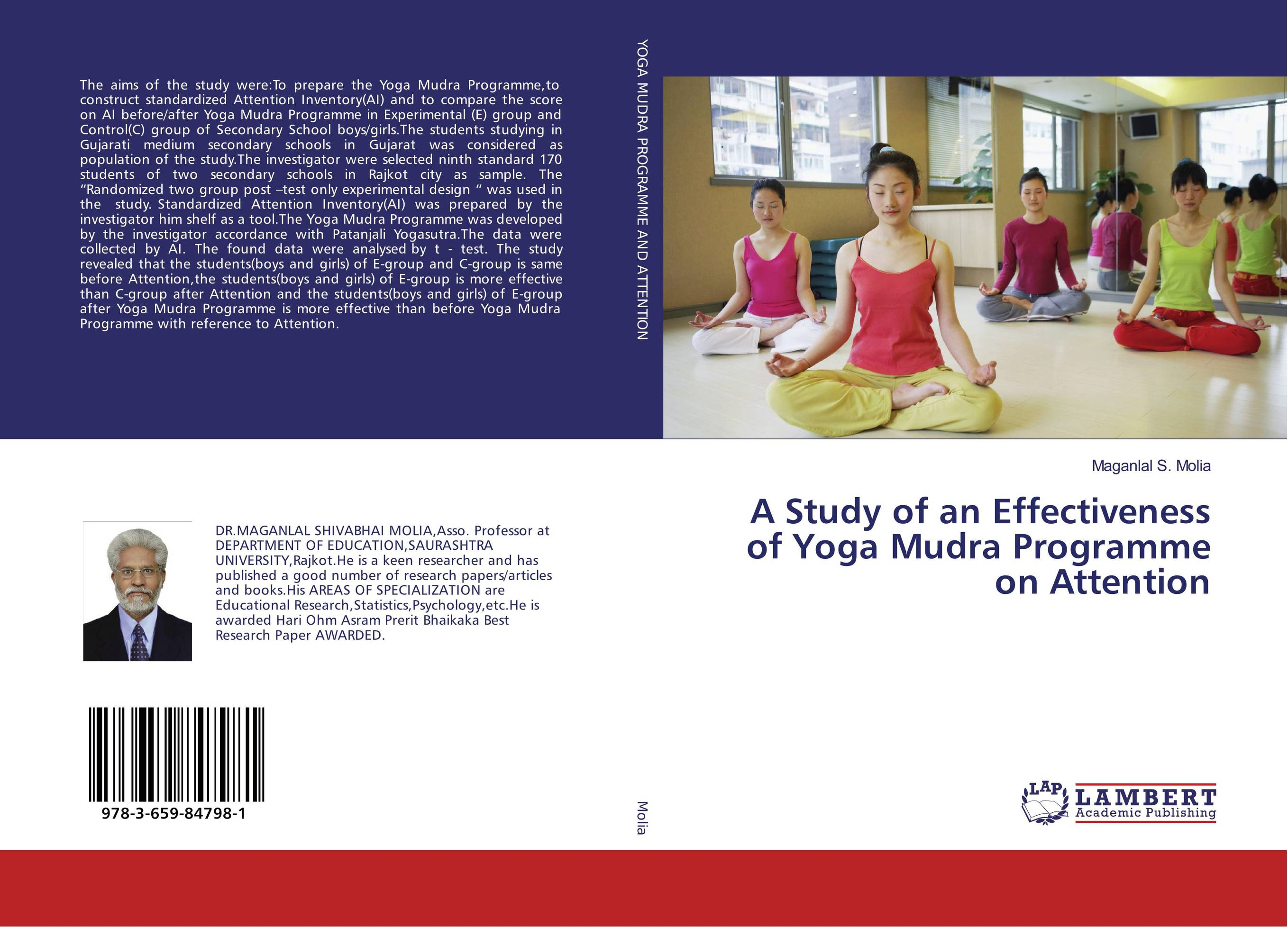 A Study of an Effectiveness of Yoga Mudra Programme on Attention i manev social capital and strategy effectiveness an empirical study of entrepreneurial ventures in a transition economy