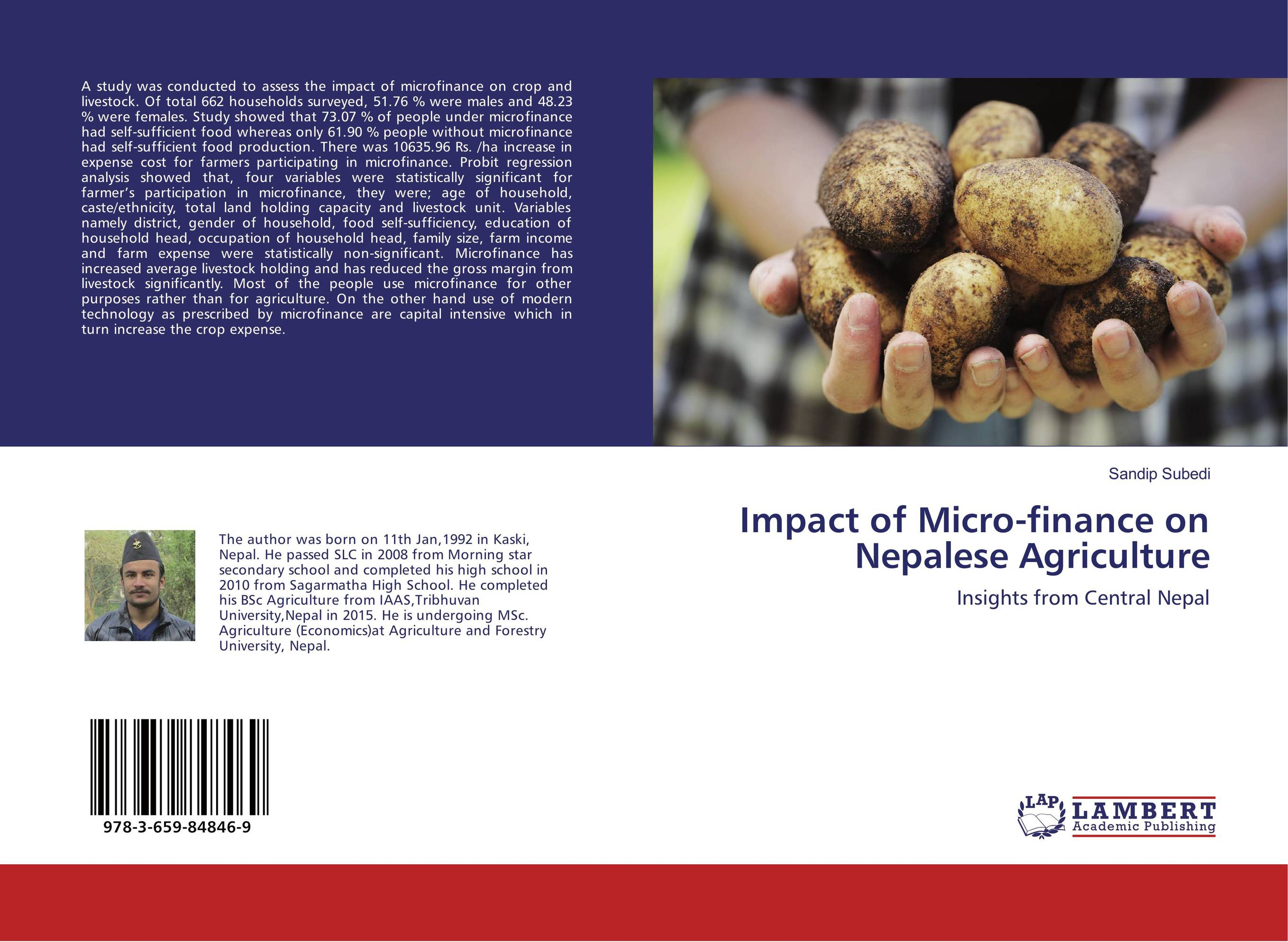 Impact of Micro-finance on Nepalese Agriculture micro finance in india