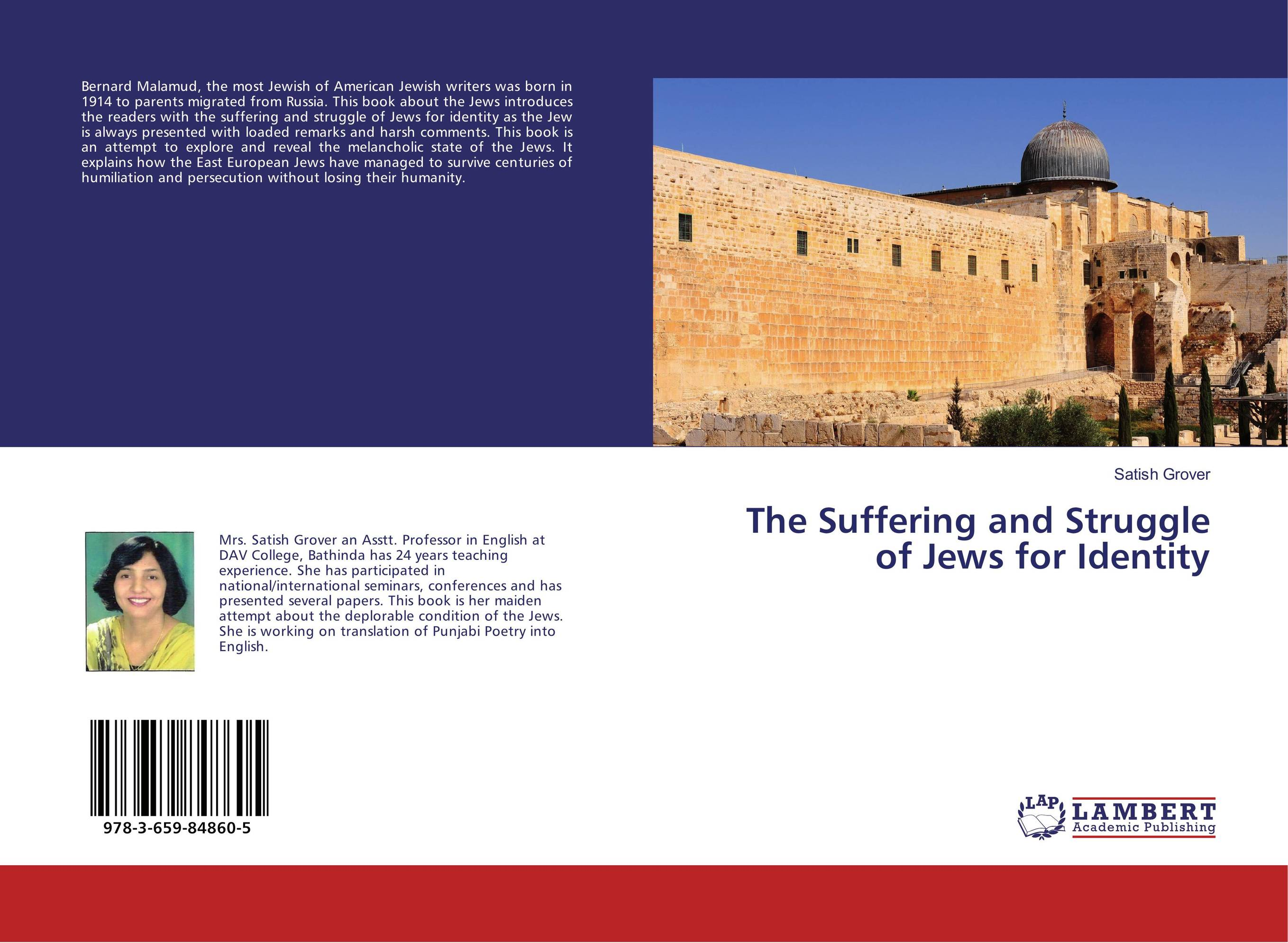 The Suffering and Struggle of Jews for Identity affair of state an