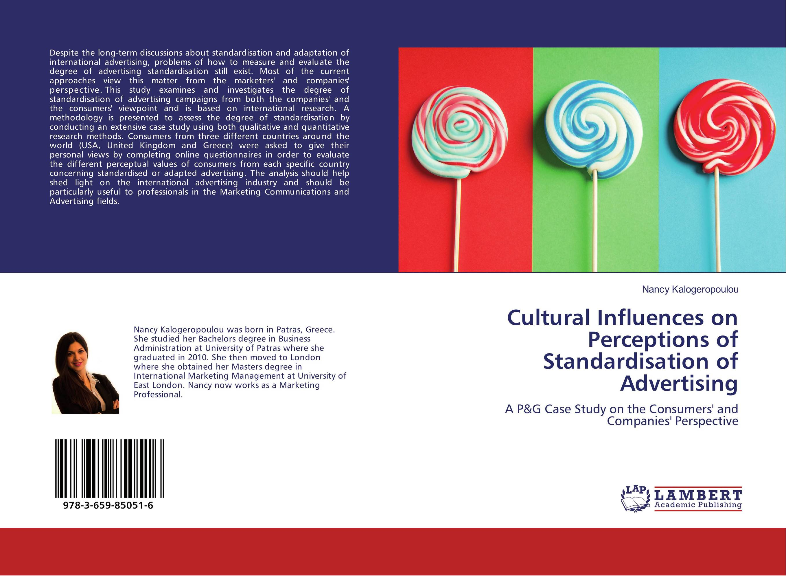 Cultural Influences on Perceptions of Standardisation of Advertising