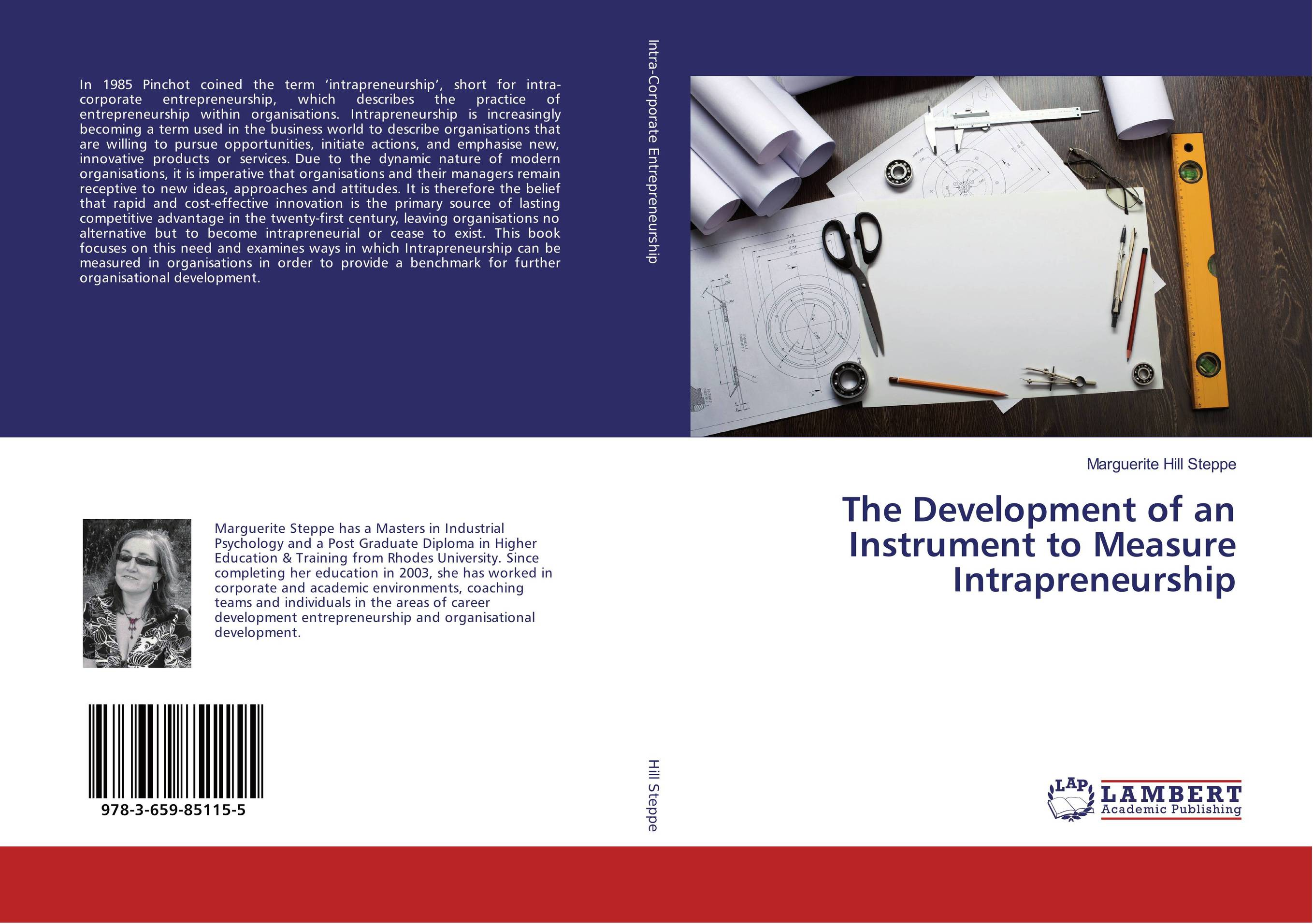 The Development of an Instrument to Measure Intrapreneurship jacob thomas empowering process in business organisations