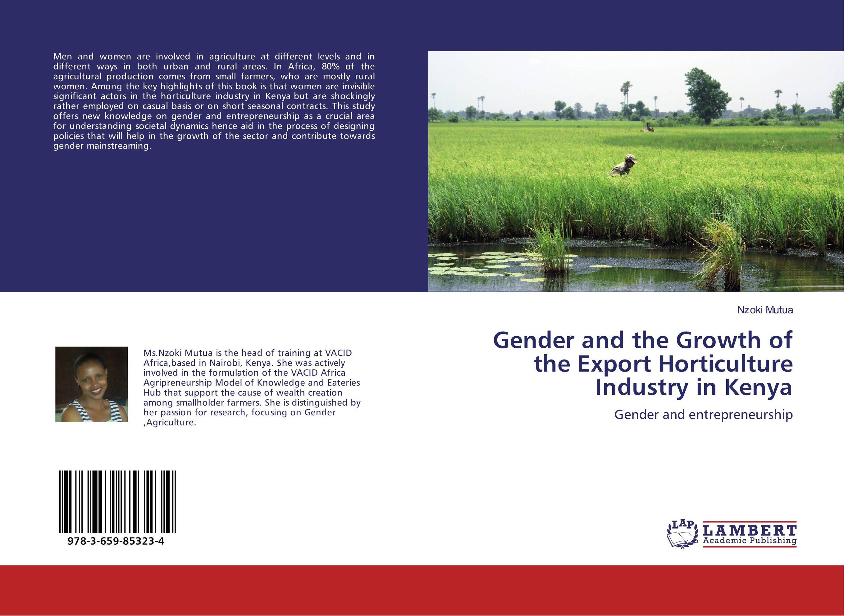 Gender and the Growth of the Export Horticulture Industry in Kenya