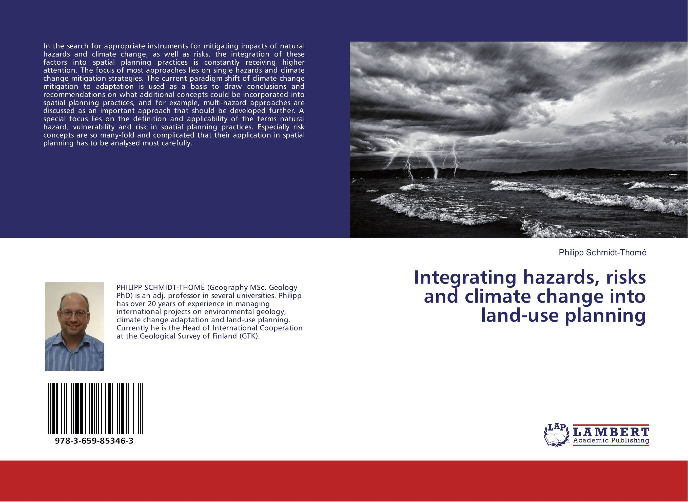 Integrating hazards, risks and climate change into land-use planning the integration of ethnic kazakh oralmans into kazakh society