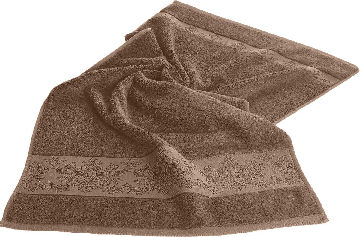 Полотенце бамбуковое Karna Pandora, цвет: коричневый, 50 х 90 см. 21562156/CHAR005Бамбуковое полотенце Karna Pandora займет достойное место в ванной комнате.Гипоаллергенное бамбуковое полотенце подойдет даже детям, а его антибактериальные свойства - весьма прекрасное дополнение к имеющимся достоинствам. Бамбуковое полотенце сможет долго радовать своими красками и внешним видом. Размер: 50 х 90 см.