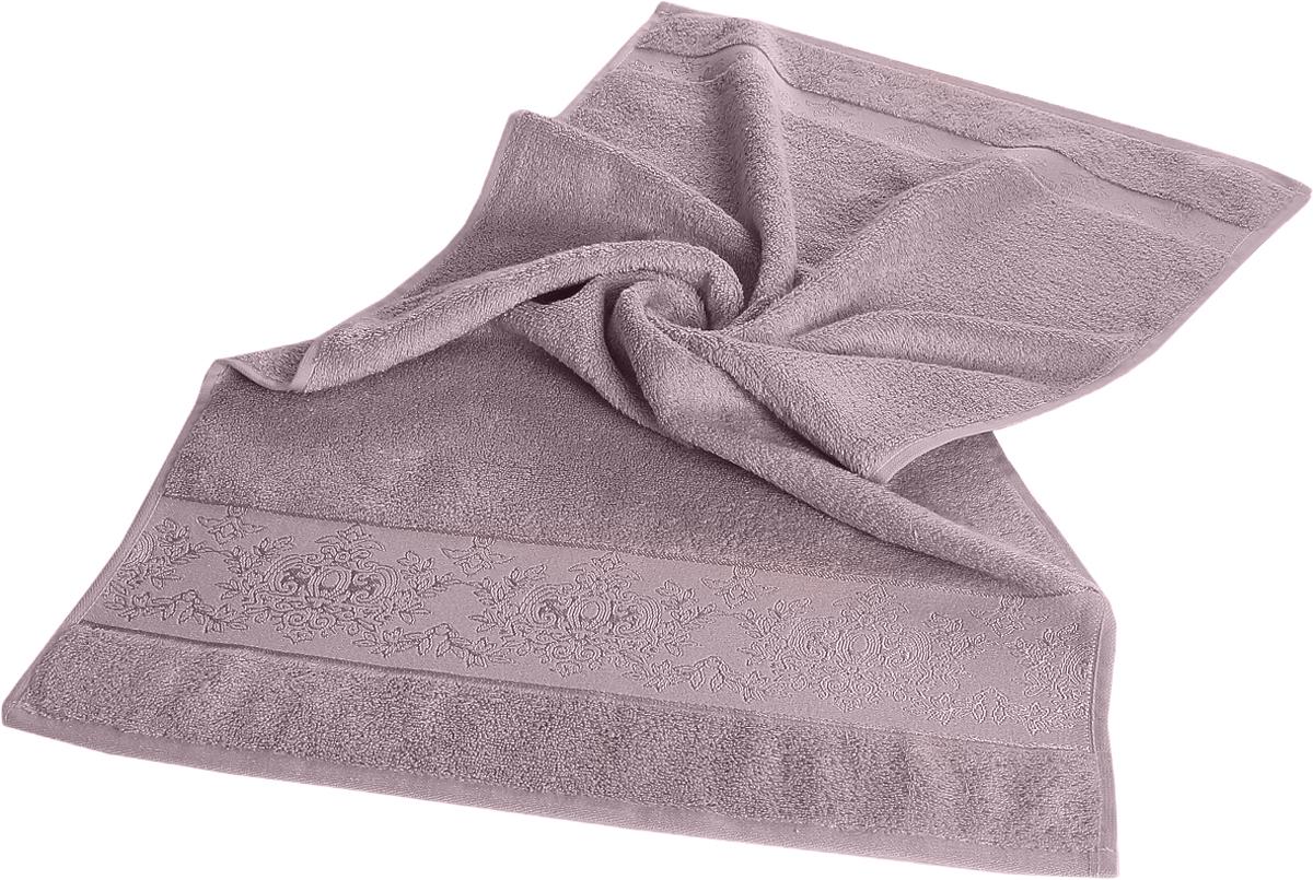 """Бамбуковое полотенце Karna """"Pandora"""" займет достойное место в ванной комнате. Гипоаллергенное бамбуковое полотенце подойдет даже детям, а его антибактериальные свойства - весьма прекрасное дополнение к имеющимся  достоинствам.  Бамбуковое полотенце сможет долго радовать своими красками и внешним видом.  Размер: 50 х 90 см."""