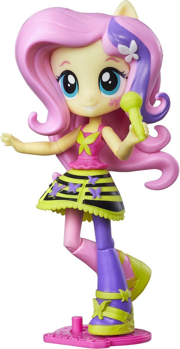 My Little Pony Equestria Girls Мини-кукла Fluttershy C0867 кукла pullip grell little