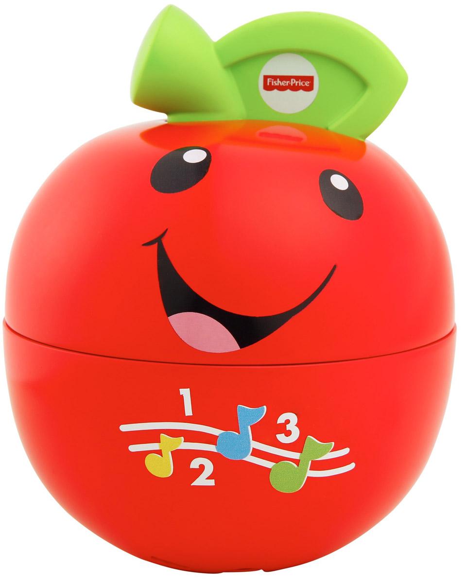 Fisher-Price Развивающая игрушка Обучающее яблочко музыкальный мобиль fisher price мечты о бабочках cdn41