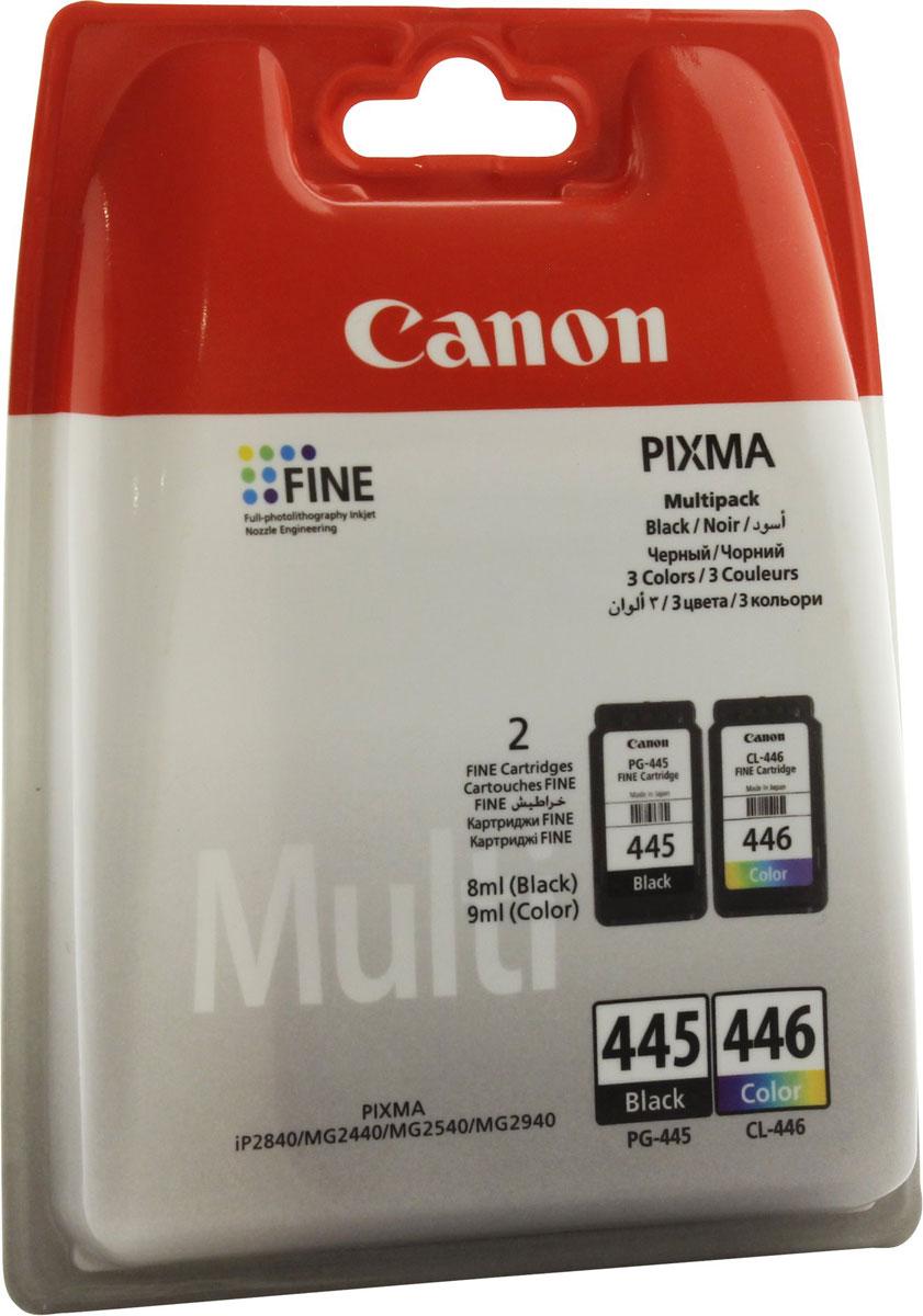Фото - Canon PG-445/CL-446, Black комплект картриджей для MG2440/2540 сумка для видеокамеры 100% dslr canon nikon sony pentax slr